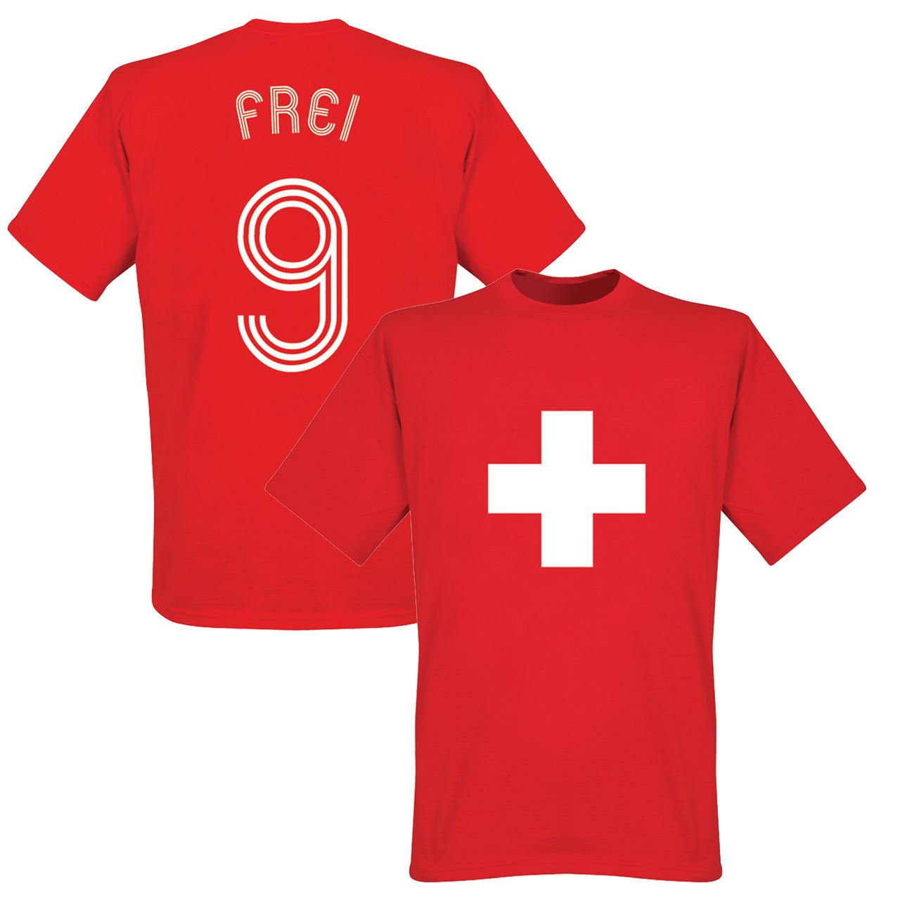 Zwitserland Frei T-Shirt