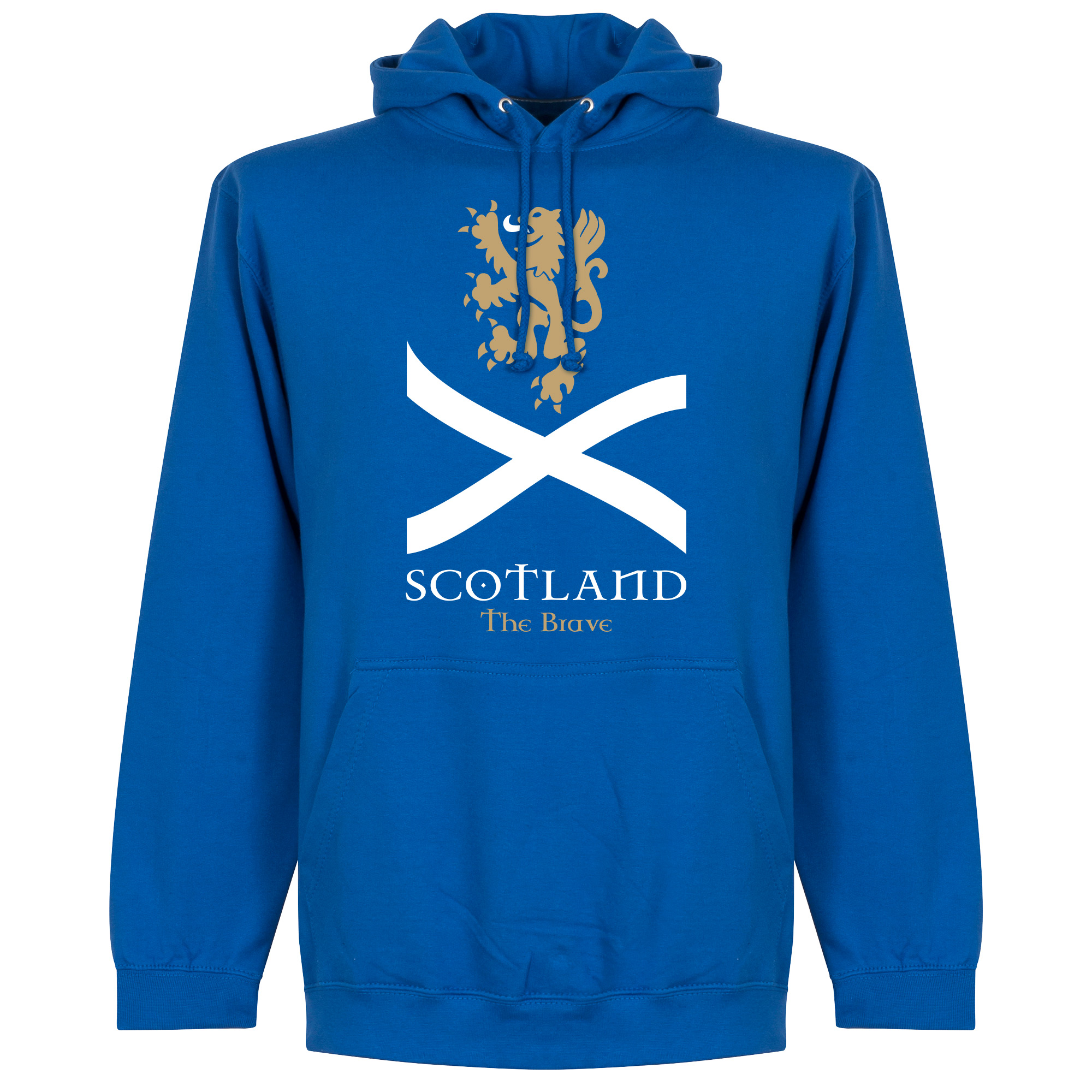 Scotland The Brave Hooded Sweater S