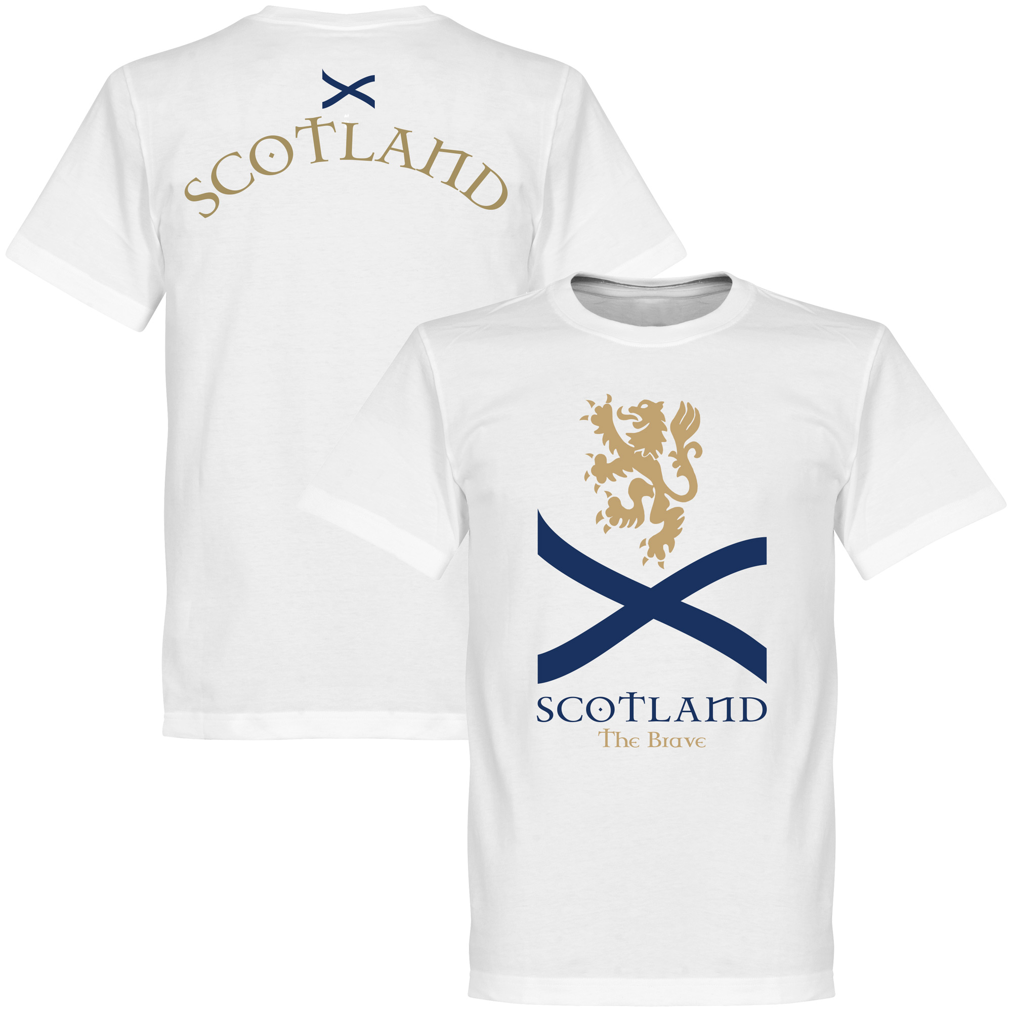 Schotland The Brave T-Shirt XS