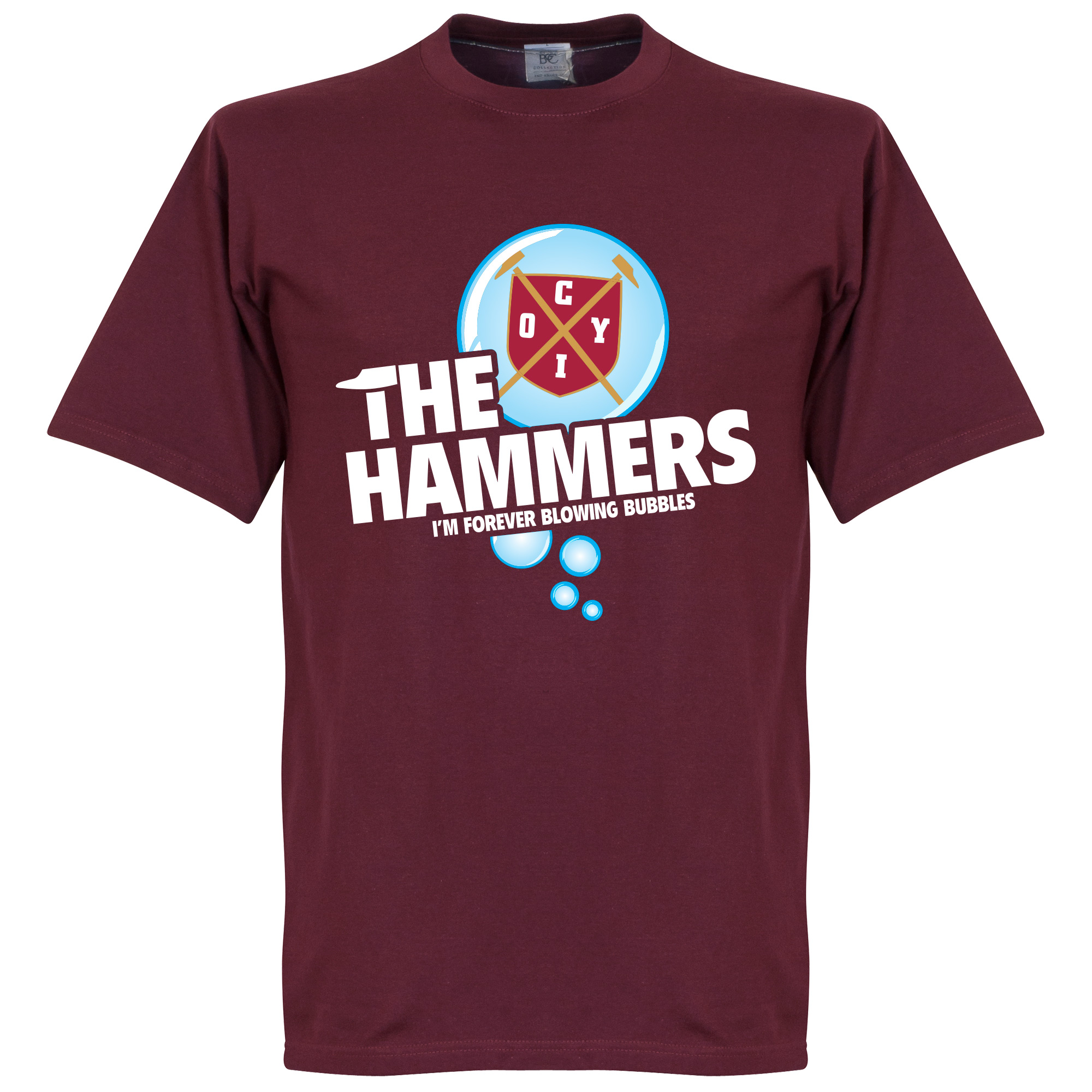 The Hammers Bubble T-Shirt