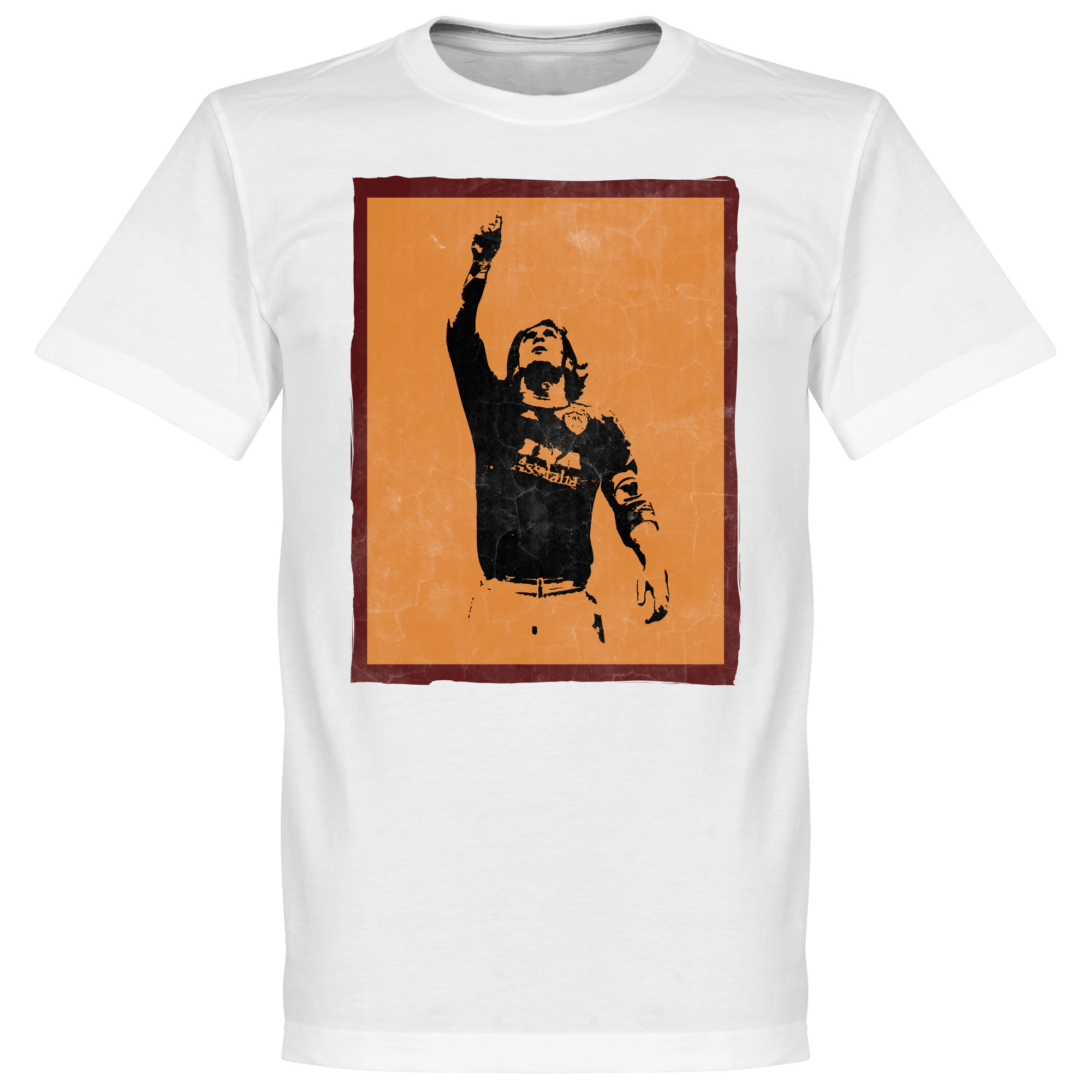 Totti Silhouette T-Shirt S