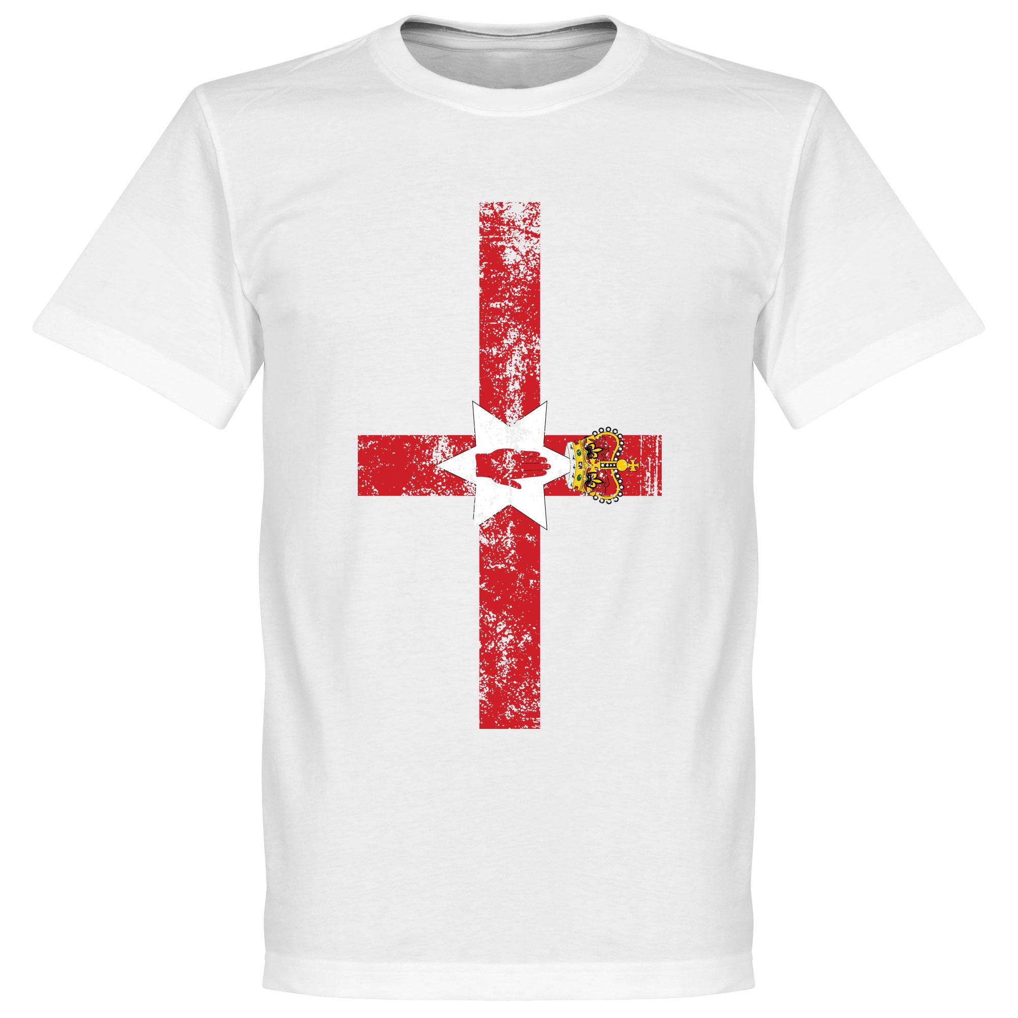 Noord Ierland Flag T-Shirt