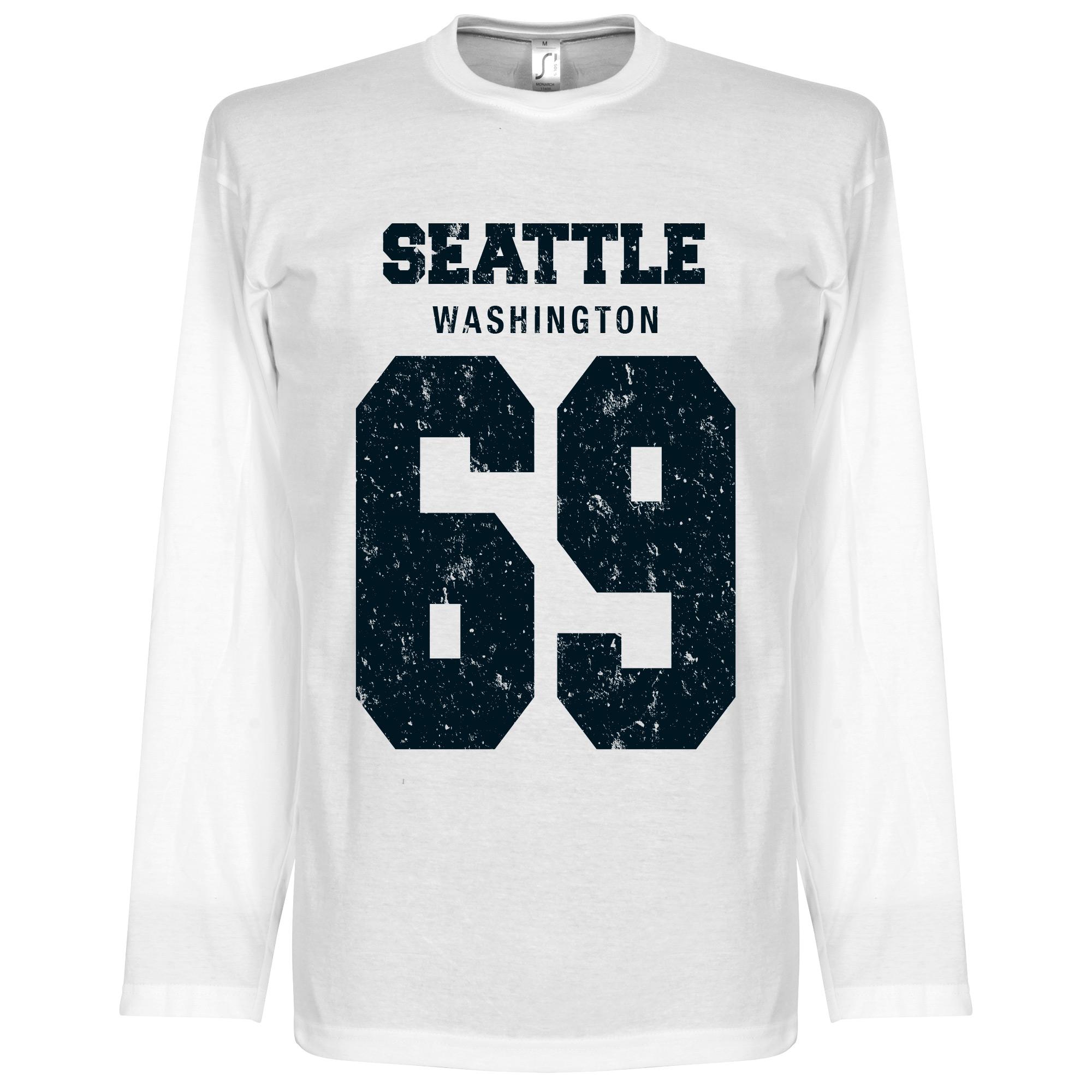 Seattle '69 Longsleeve T-Shirt