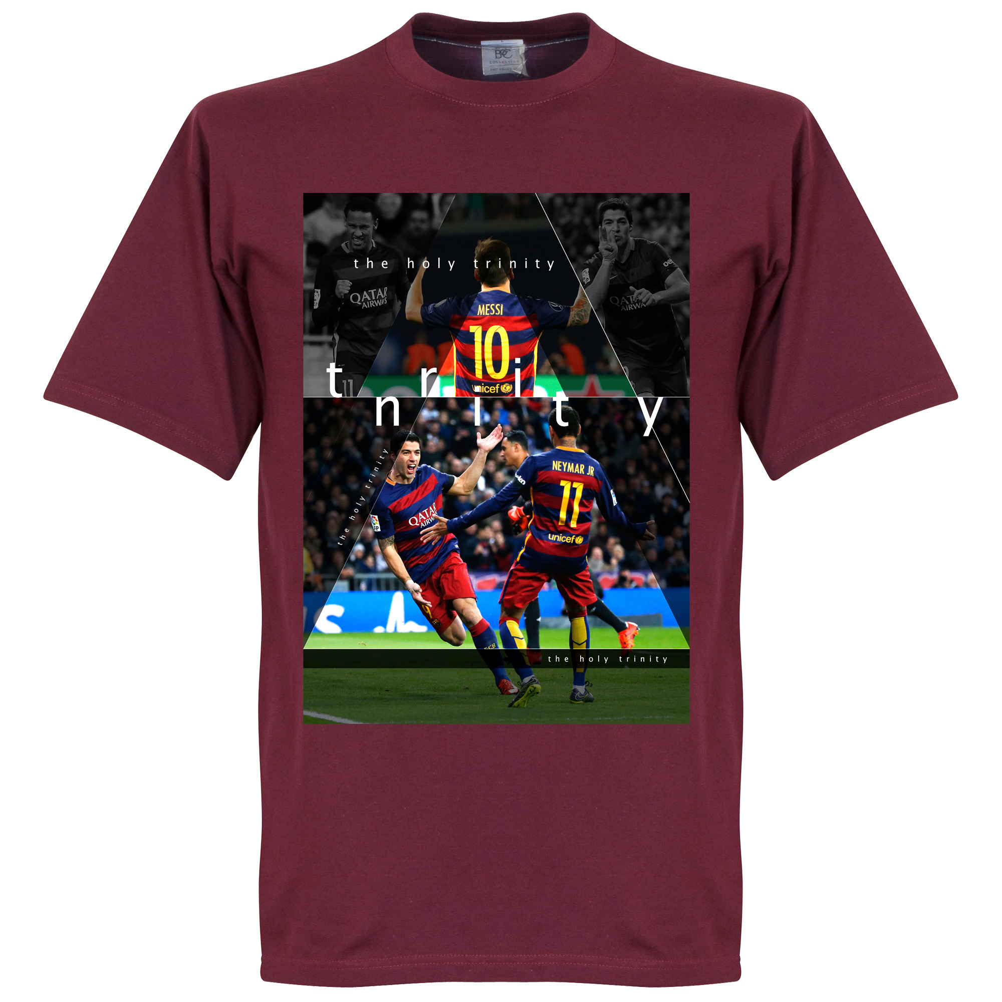 Barcelona The Holy Trinity T-Shirt