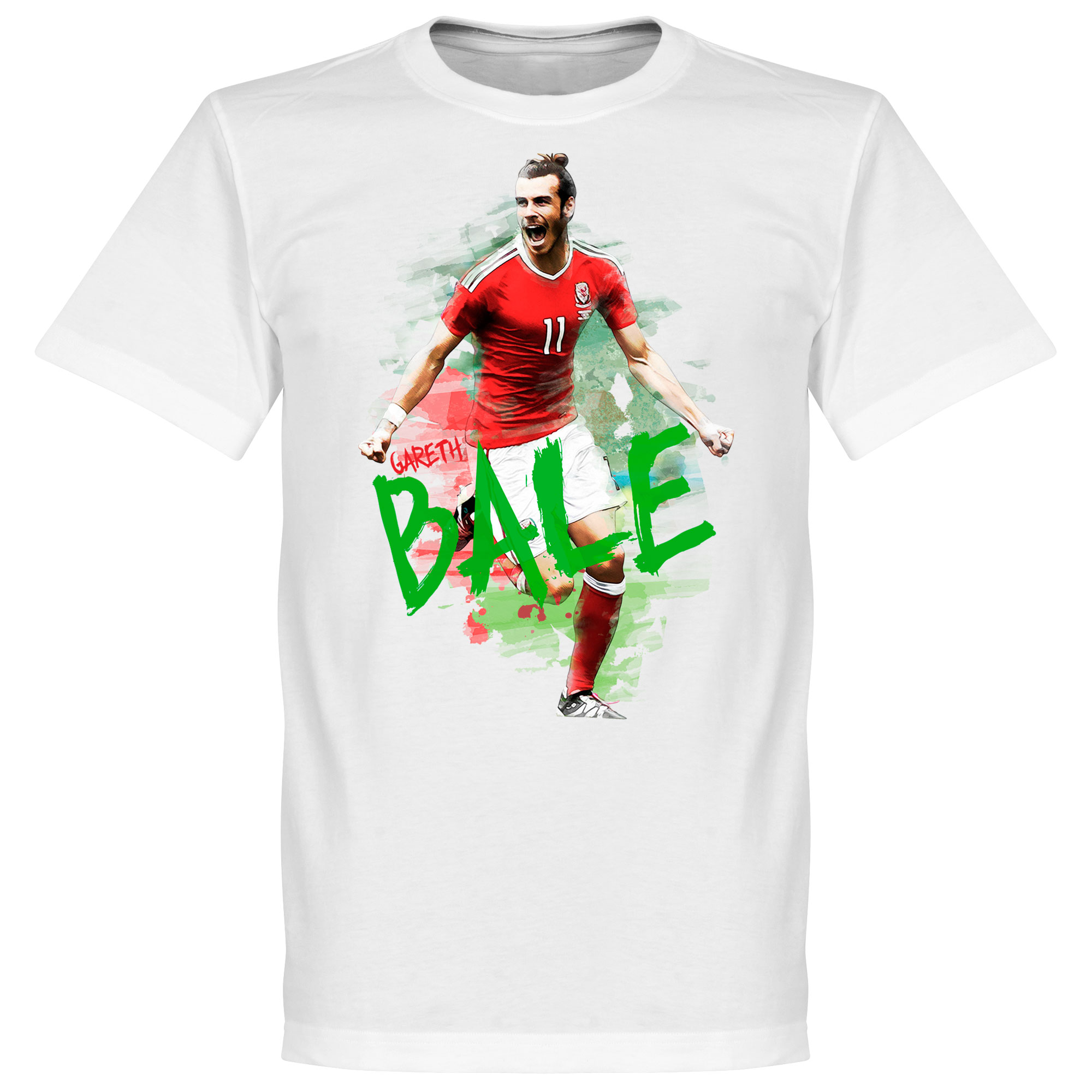 Bale Motion Tee - White - XL
