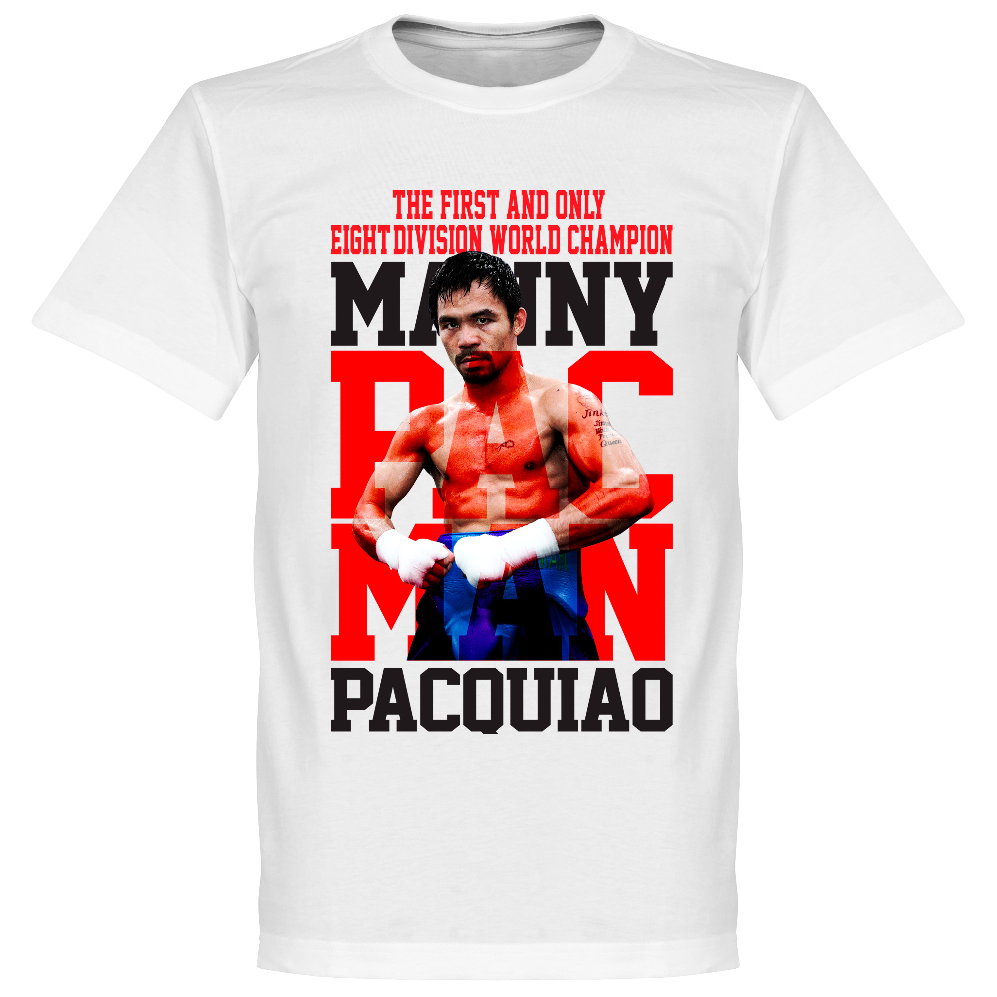 Manny Pacquiao Boxing Legend T-Shirt