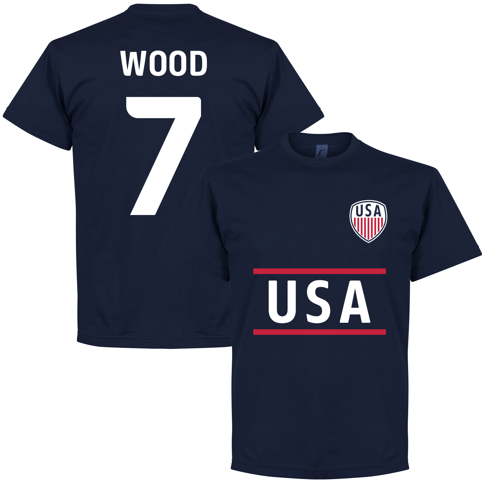 USA Wood Team T-Shirt