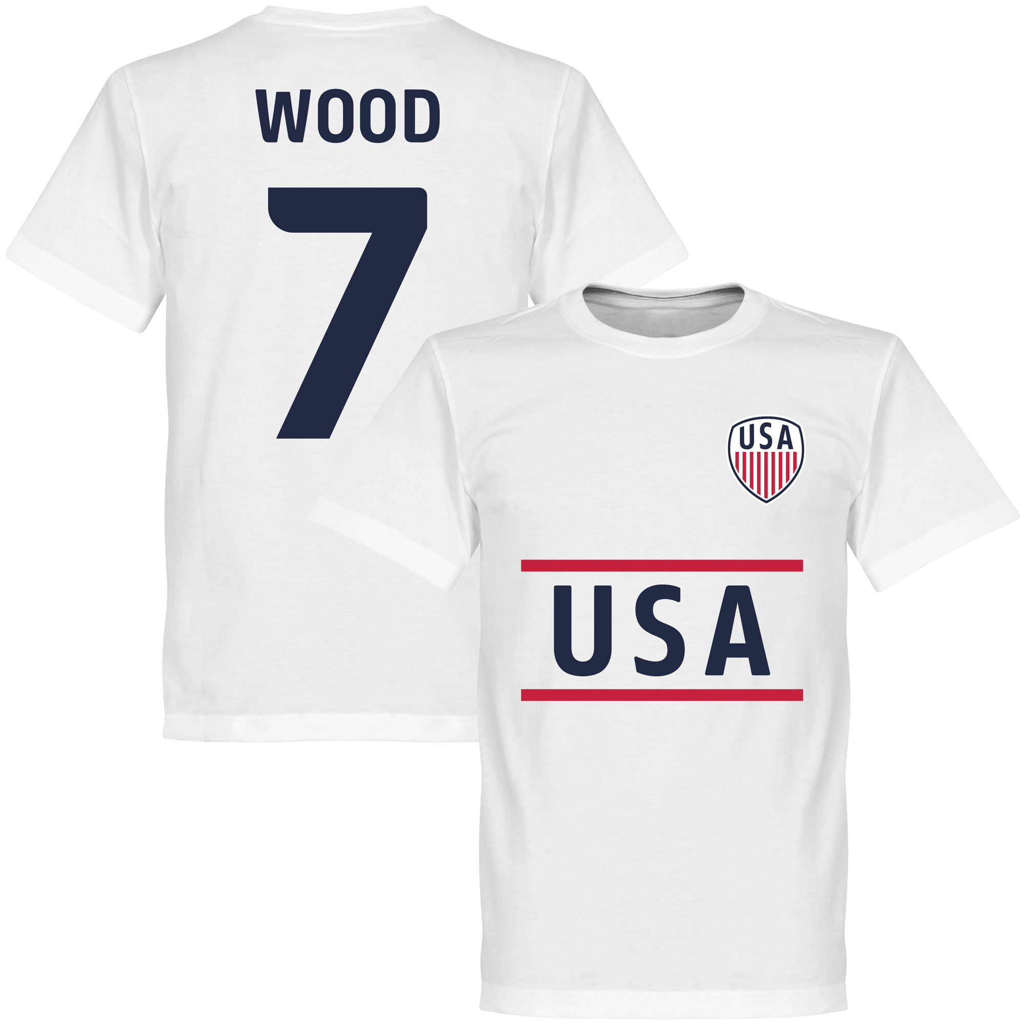 USA Wood 7 Team T-Shirt