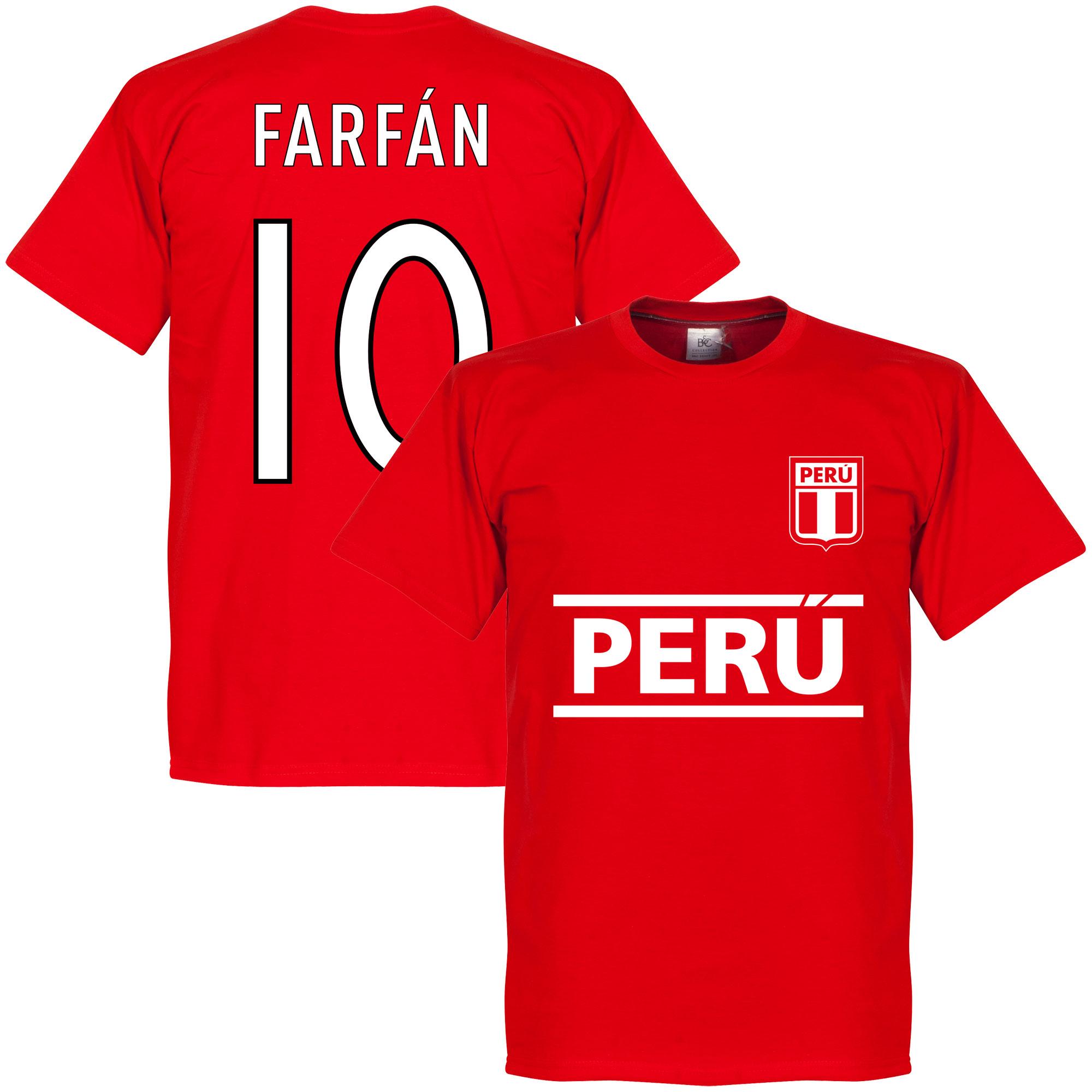 Peru Farfan Team T-Shirt