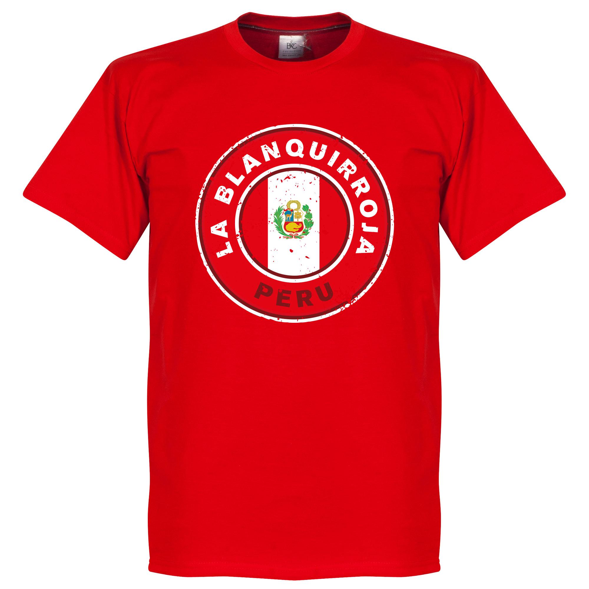 La Blanquirroja Peru T-Shirt