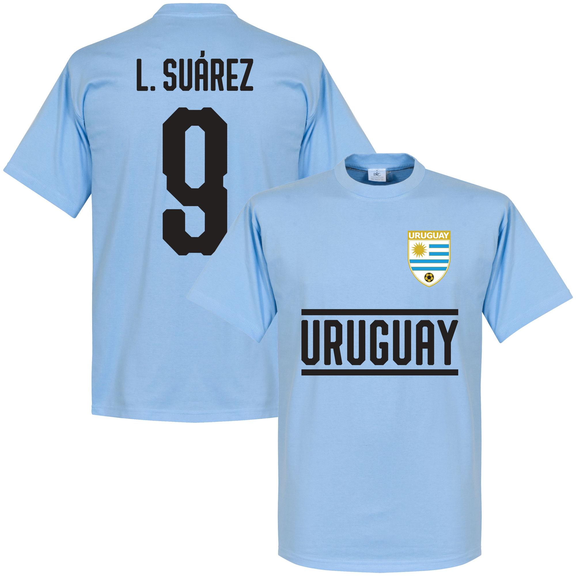 Uruguay Suarez Team T-Shirt