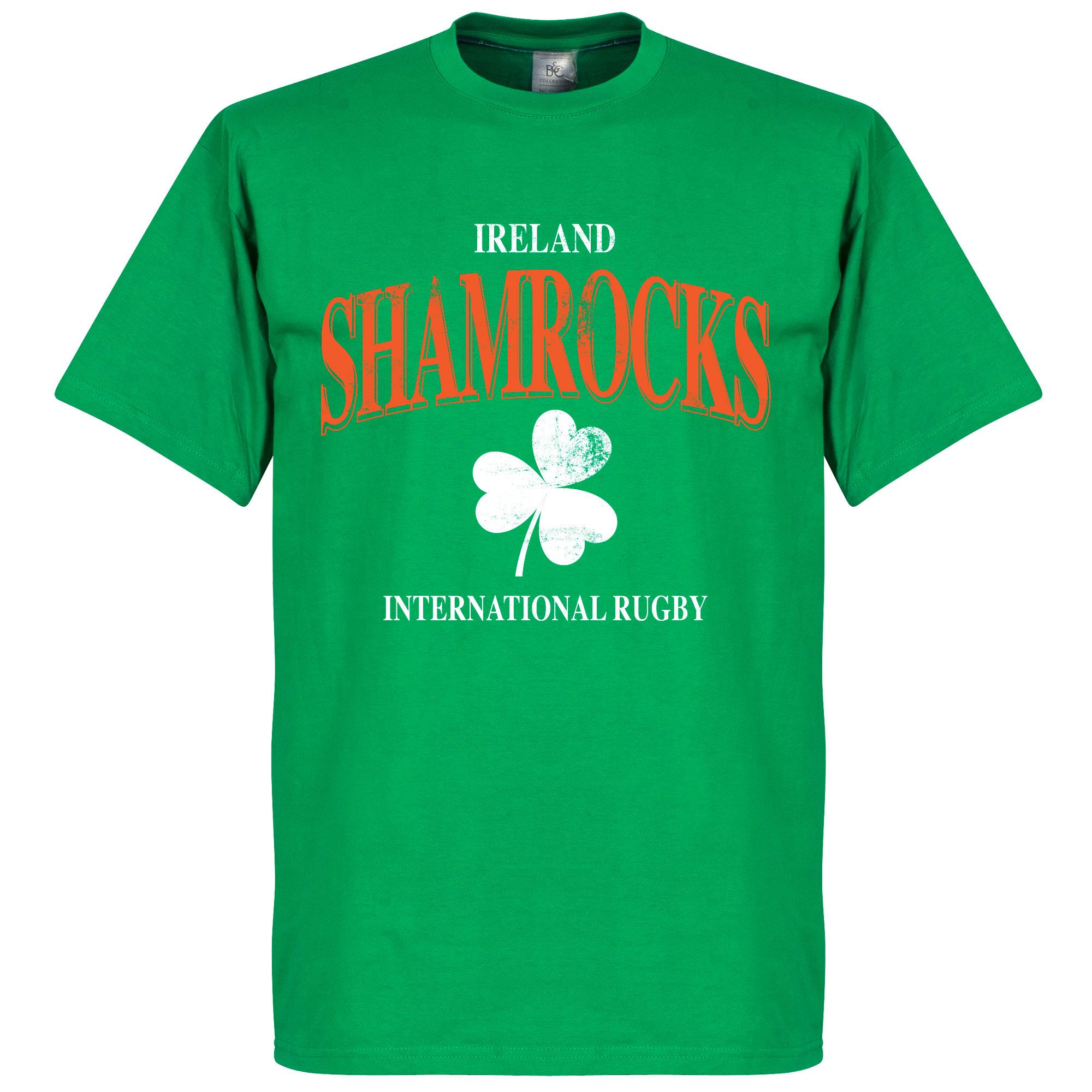 Ierland Rugby T-Shirt - Groen