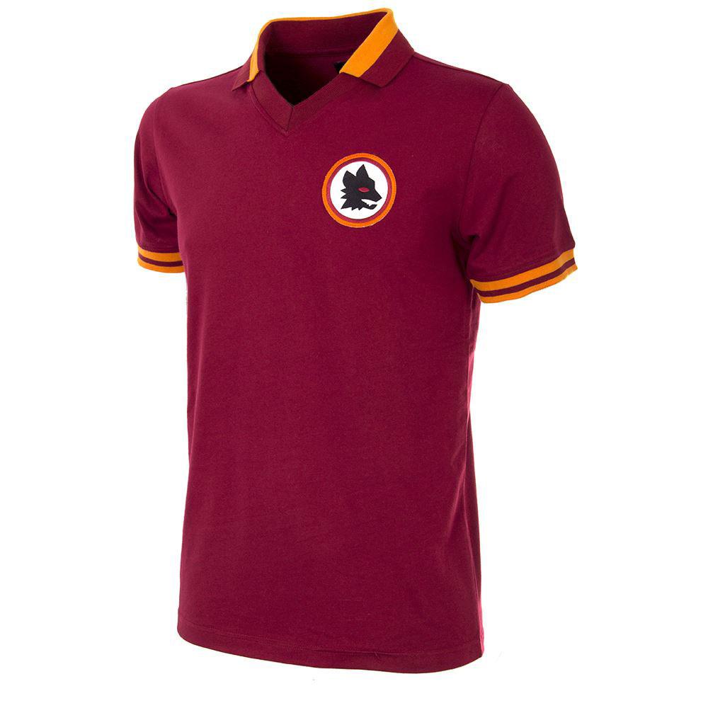Roma Mens SS Home Shirt 1978/79 Image