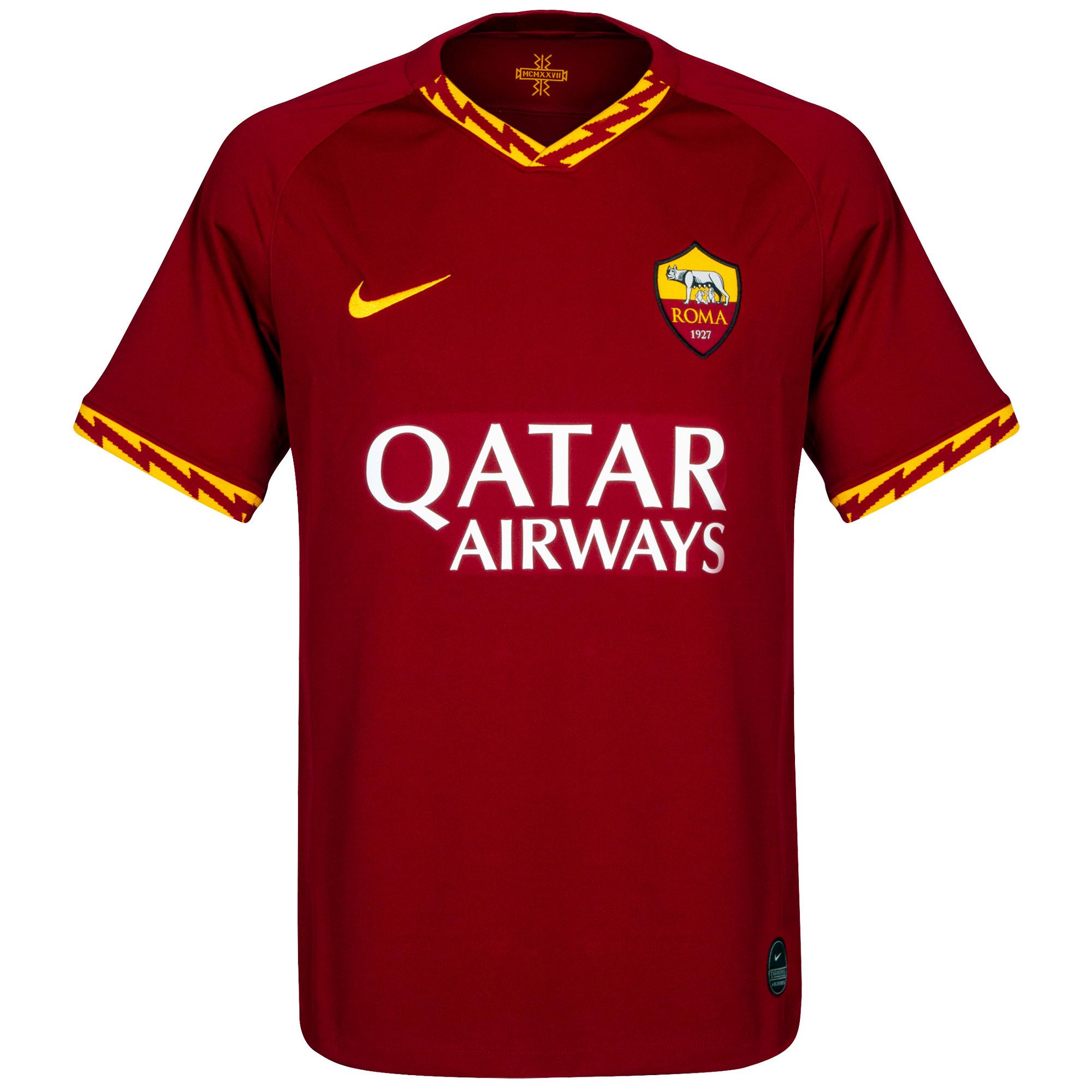 Nike AS Roma Home Shirt 2019-2020