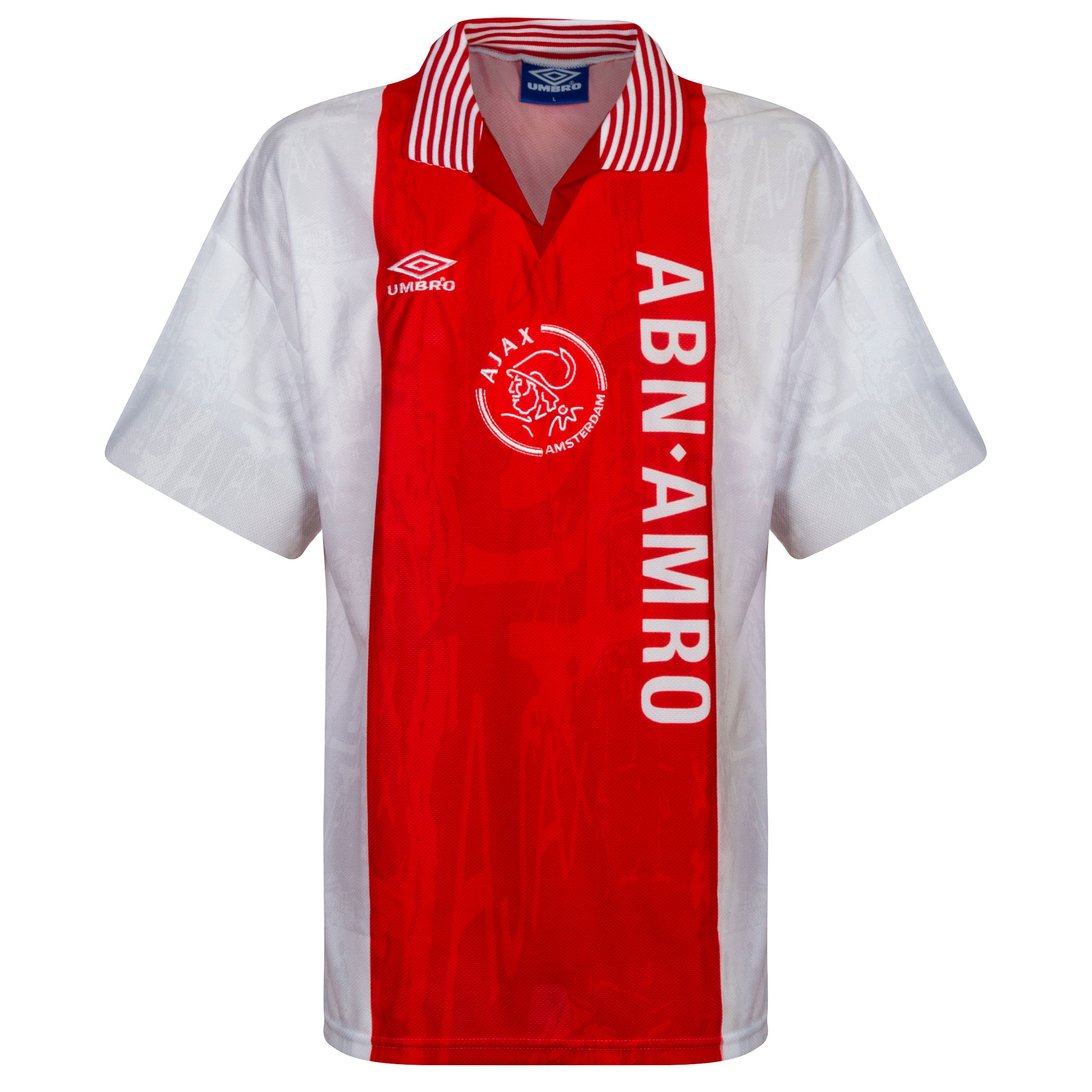 Umbro Ajax Home 1994-1995 Shirt - USED Condition (Good) Size -