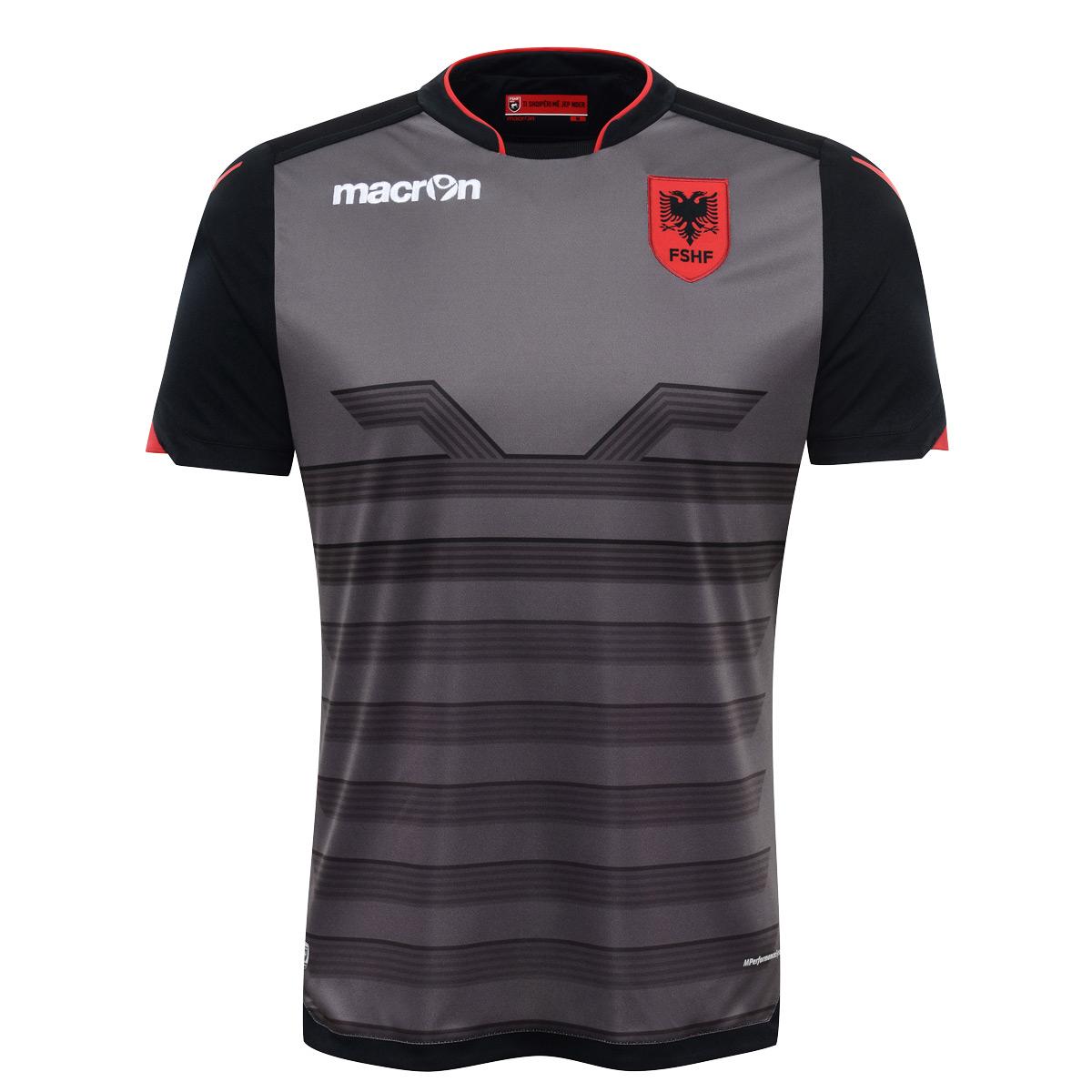 Albania 3rd Shirt 2016 2017
