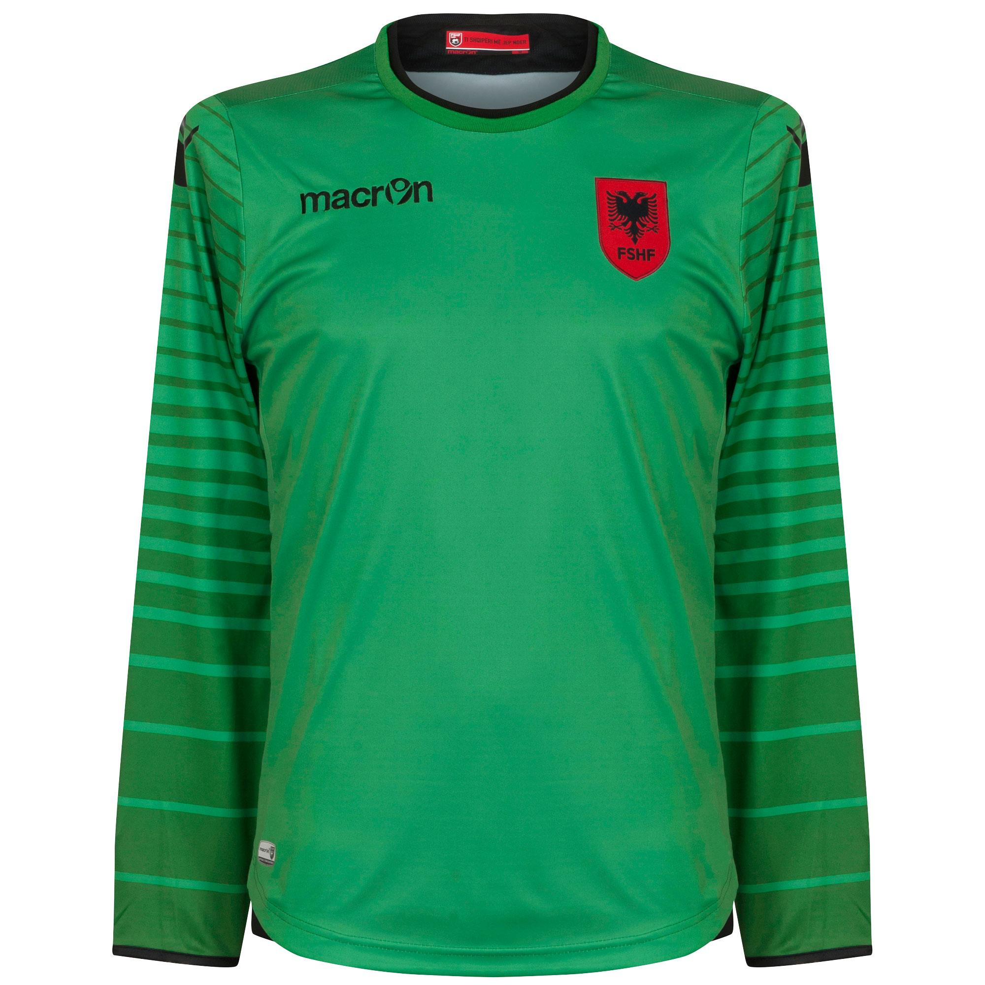 Albania Away GK Shirt 2016 2017 - XXL