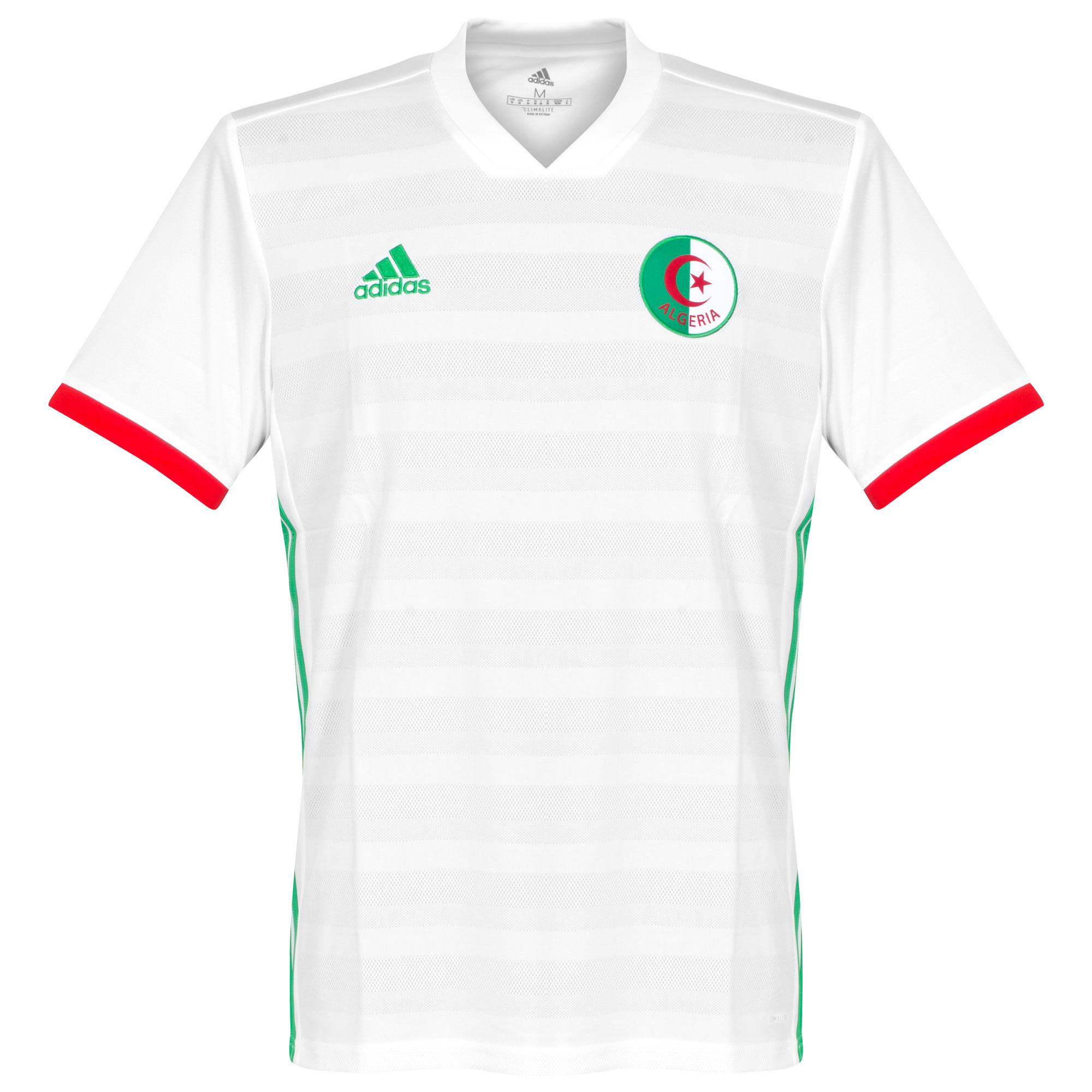 Algeria Home Shirt 2018 2019 - 54