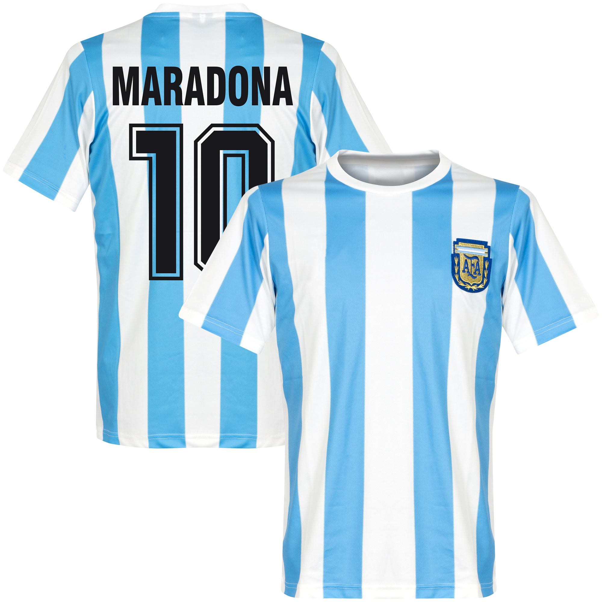 Argentina Retro  Home shirt