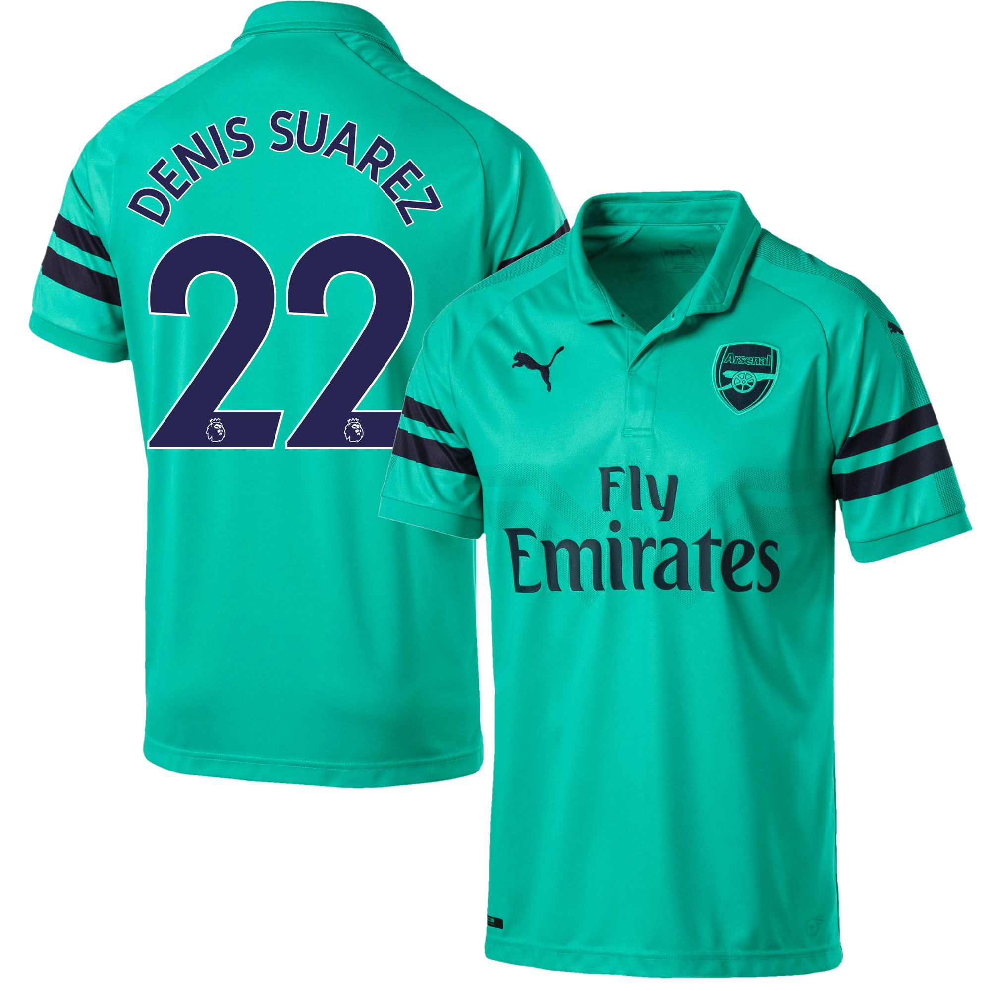 Arsenal Third baju