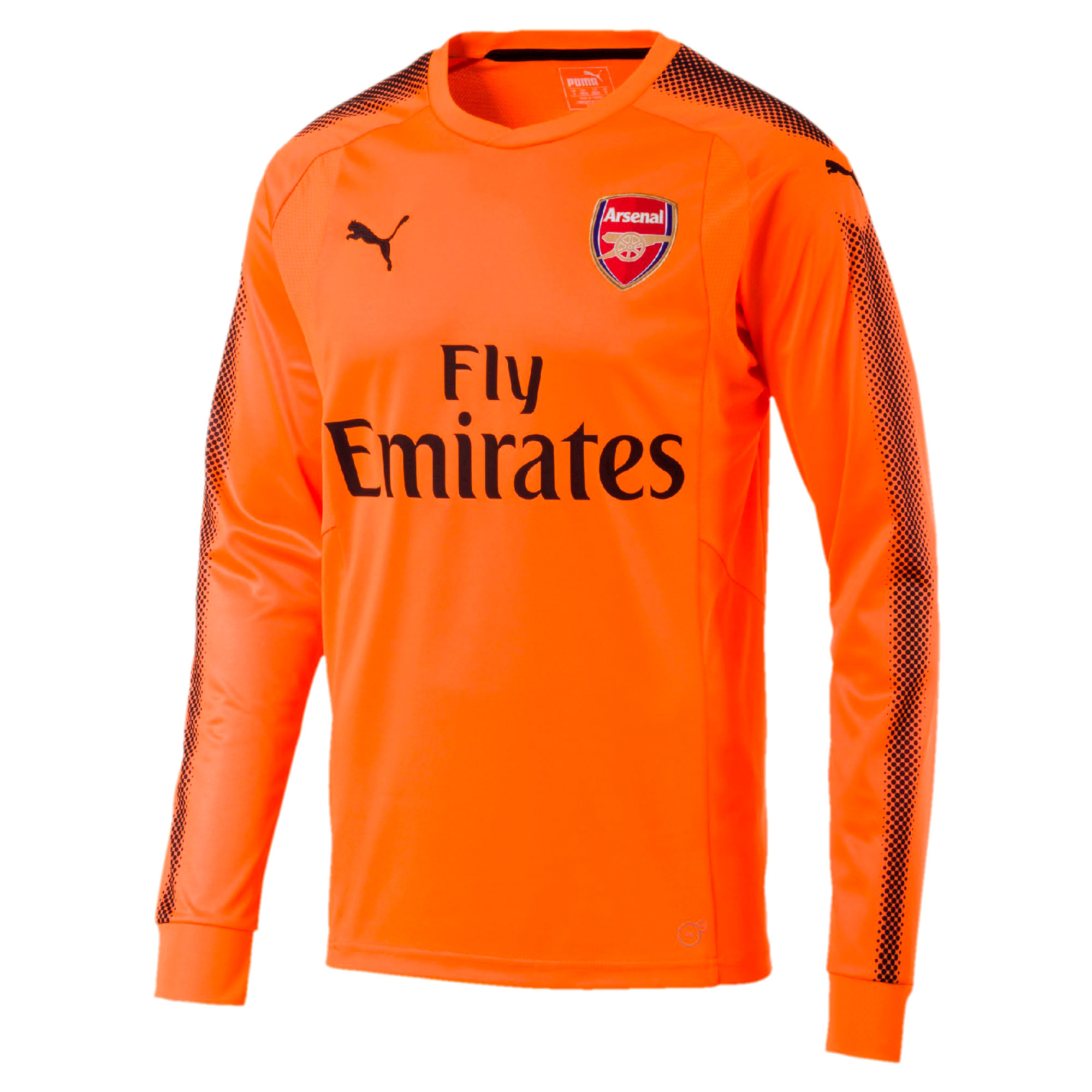 Arsenal Away long sleeve GK Shirt 2017 2018