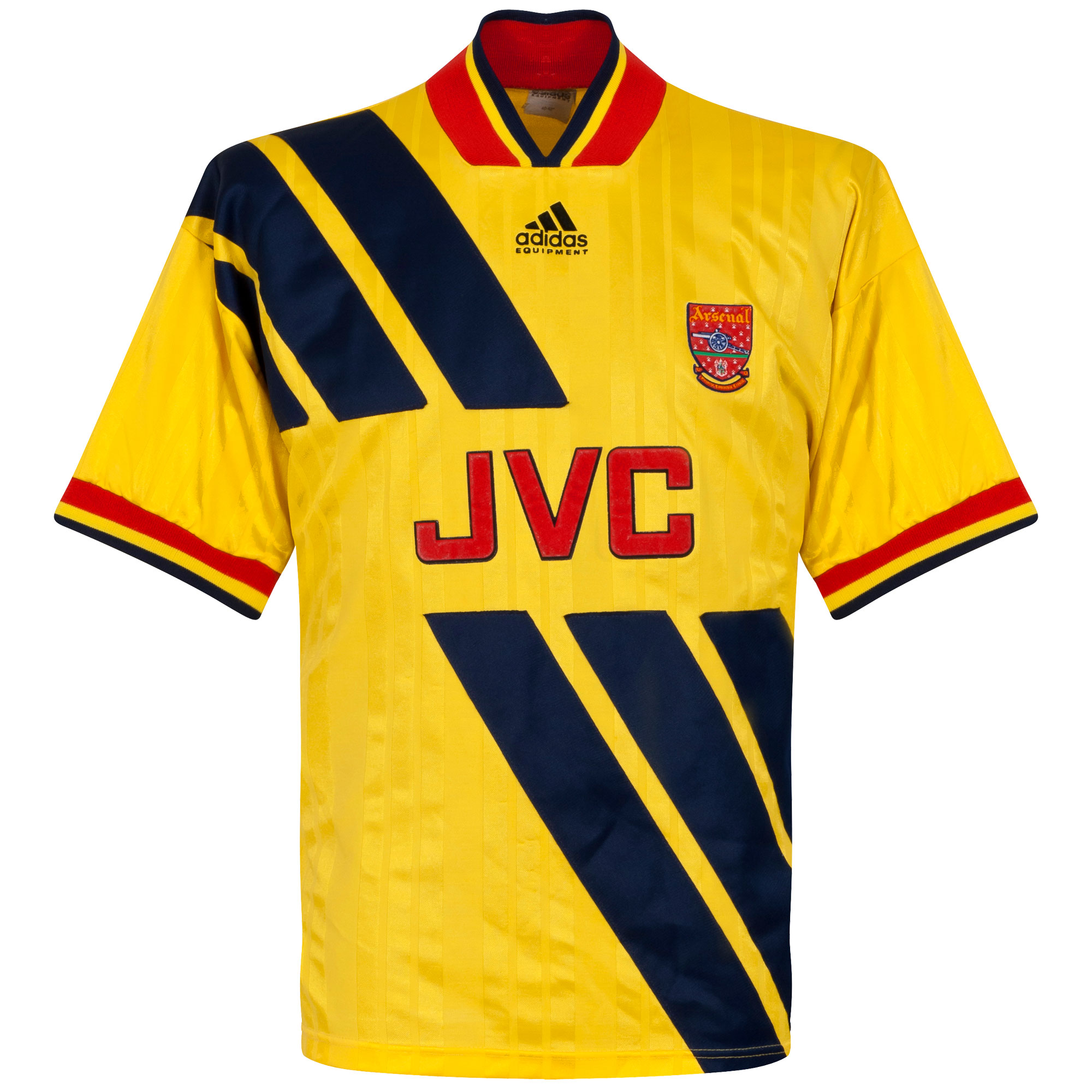 adidas Arsenal 1993-1994 Away Shirt - USED Condition (Good) - Size