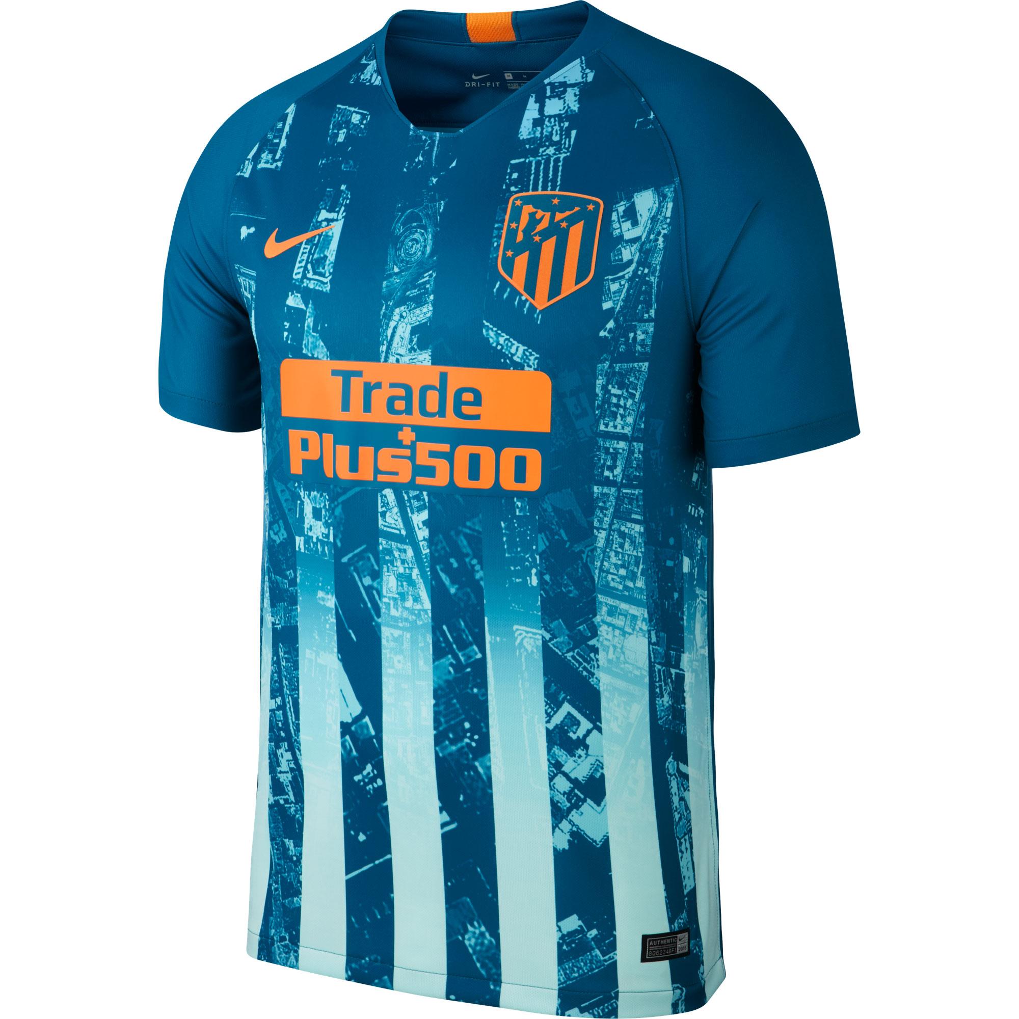 Atletico Madrid 3rd Shirt 2018 2019 - S