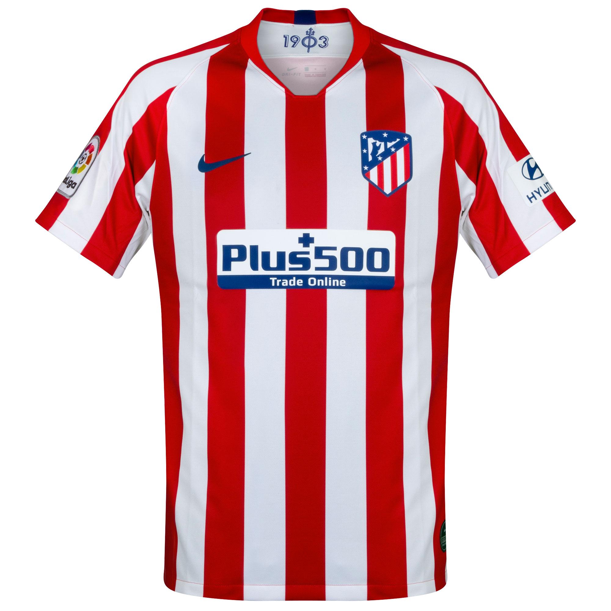 Nike Atletico Madrid Home Shirt 2019-2020