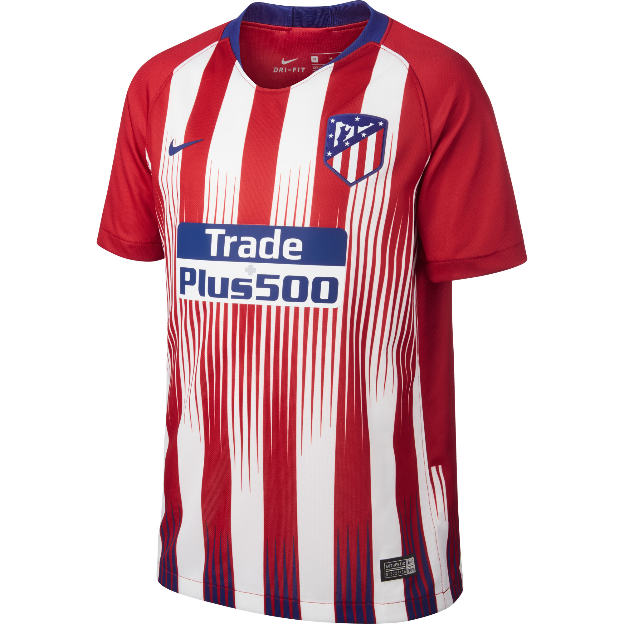 f699d4cd5 Atletico Madrid KIDS Home Shirt 2018 2019 - 140-152 - New Barcelona (Barca)  football shirts   soccer jerseys
