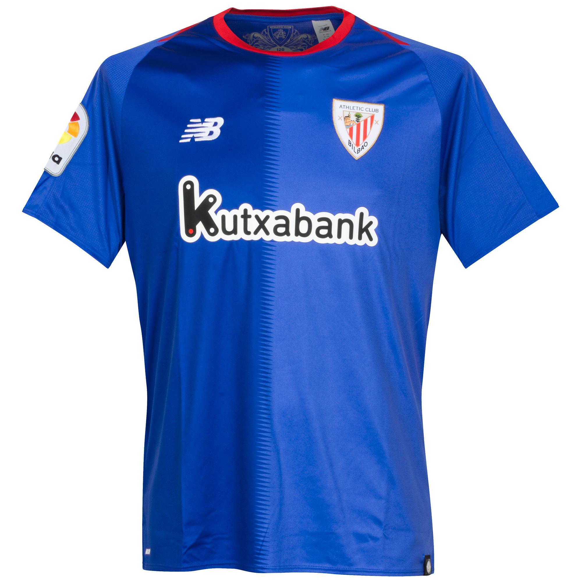 Athletic Bilbao Away Shirt 2018 2019