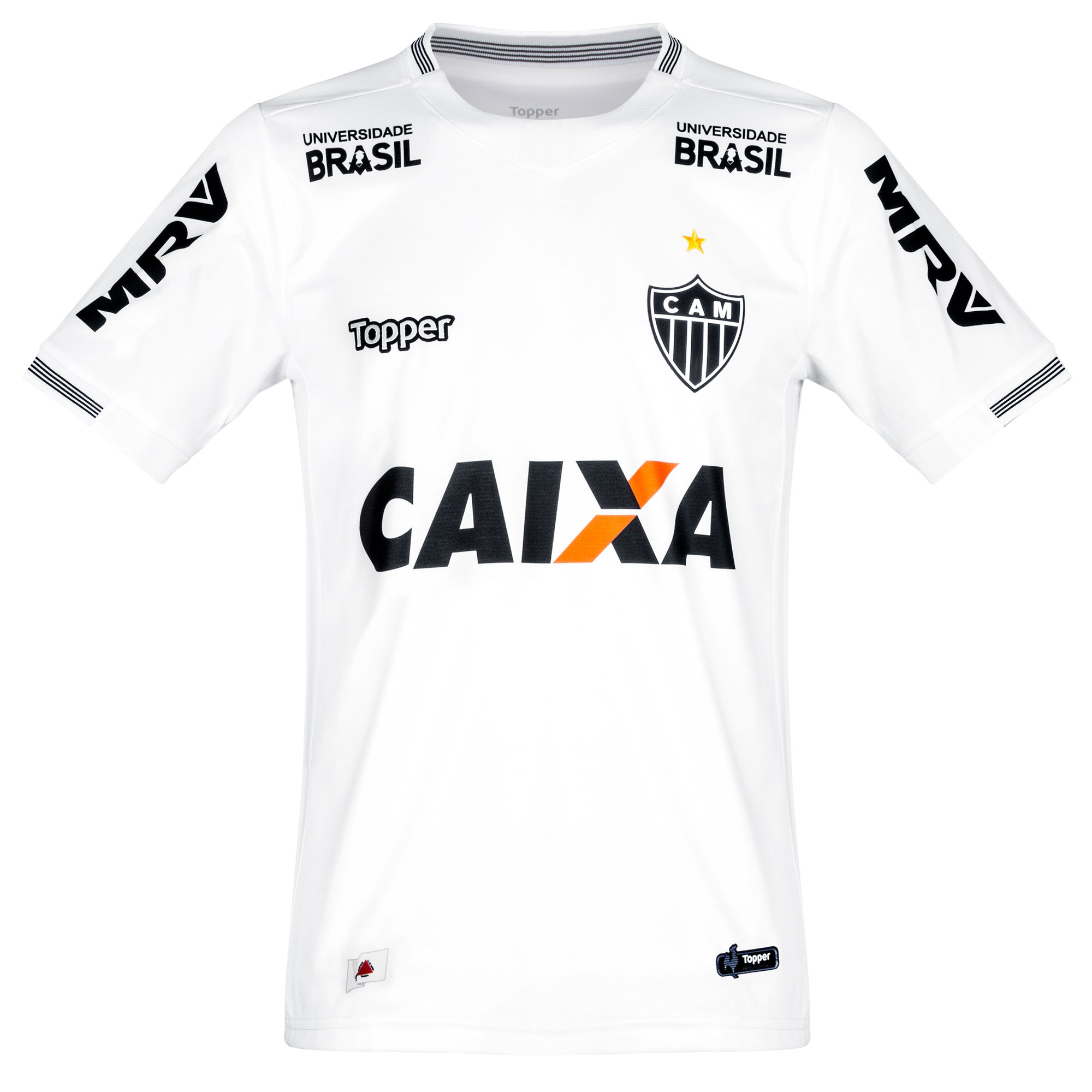 Club Atletico Mineiro Away Shirt 2018 2019