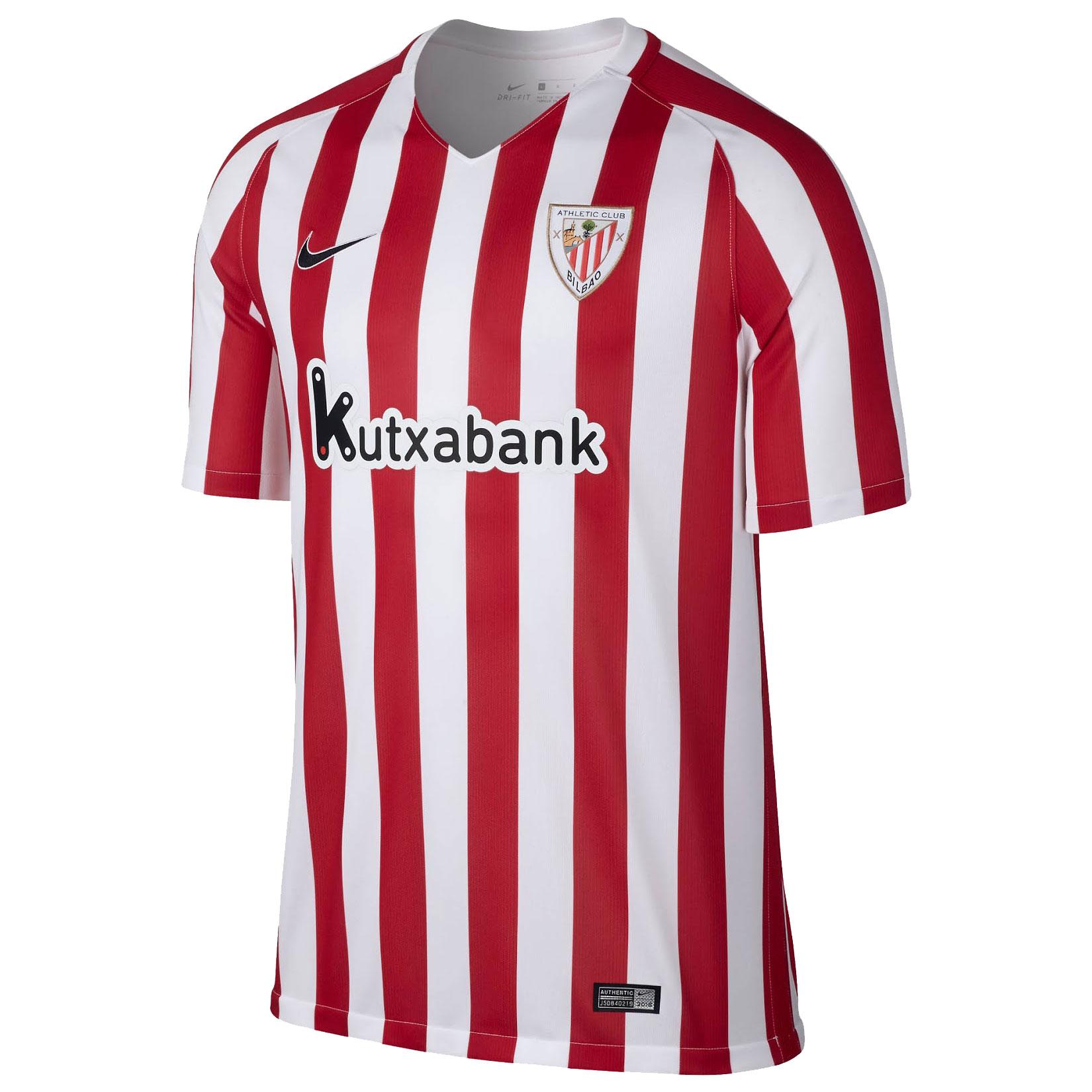 Athletic Bilbao Home Jersey 2016 / 2017 - XXL