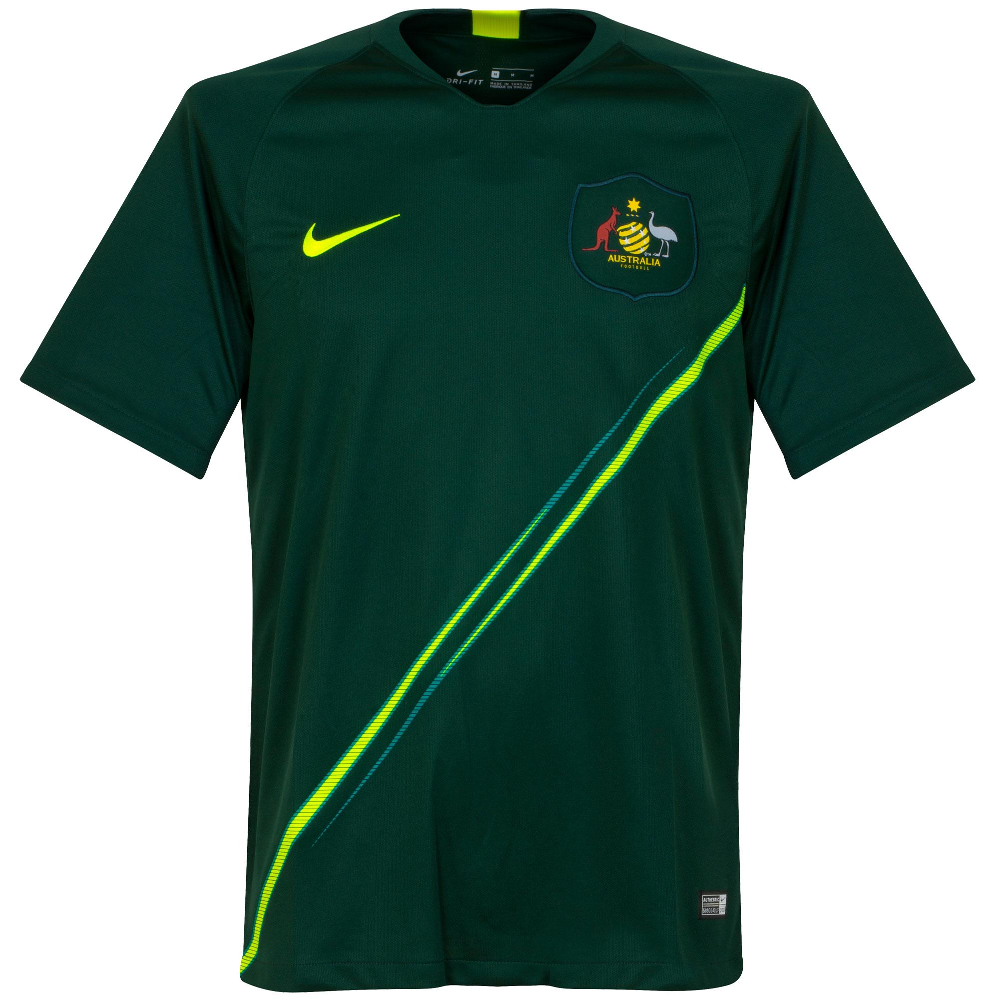 Australia Away Shirt 2018 2019