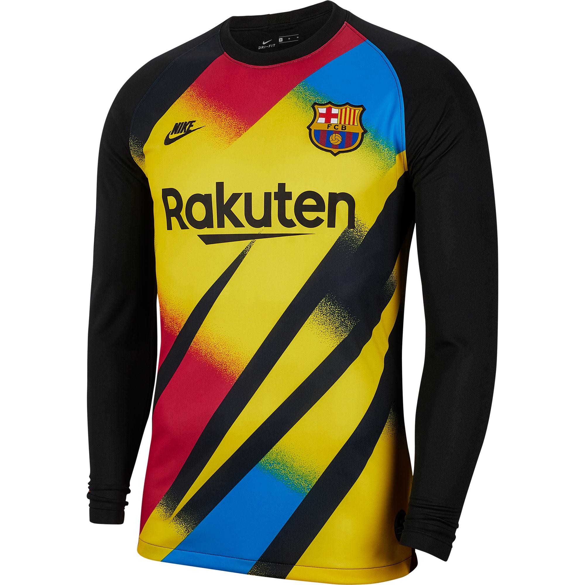 Nike Barcelona 3rd L/S GK KIDS Shirt 2019-2020
