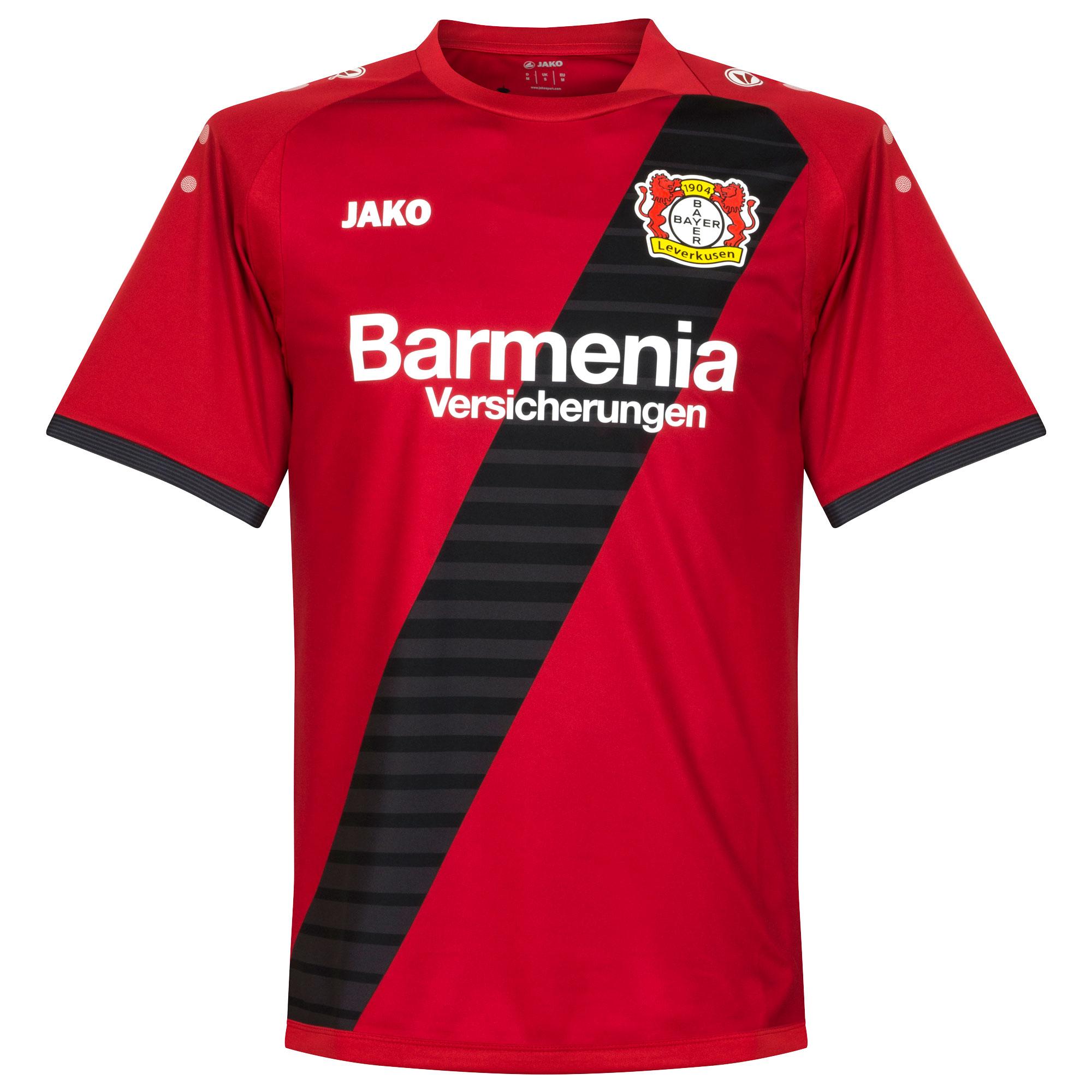 Bayer Leverkusen Away Shirt 2017 2018 - EU-M