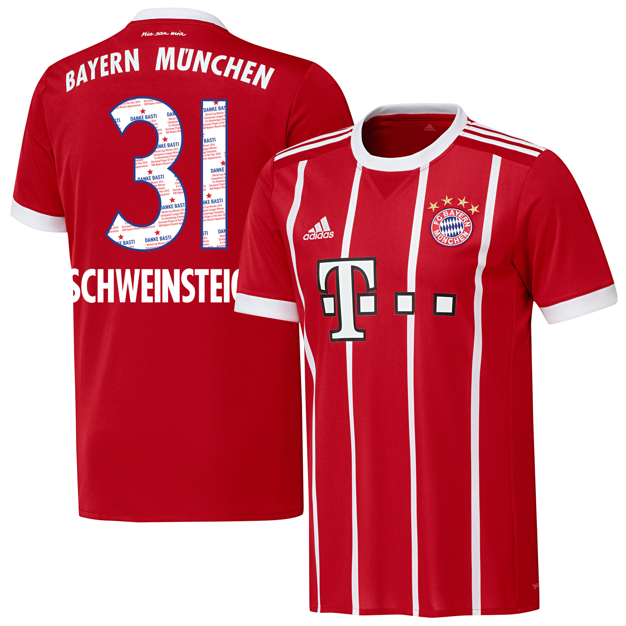 Bayern Munich Home футболка