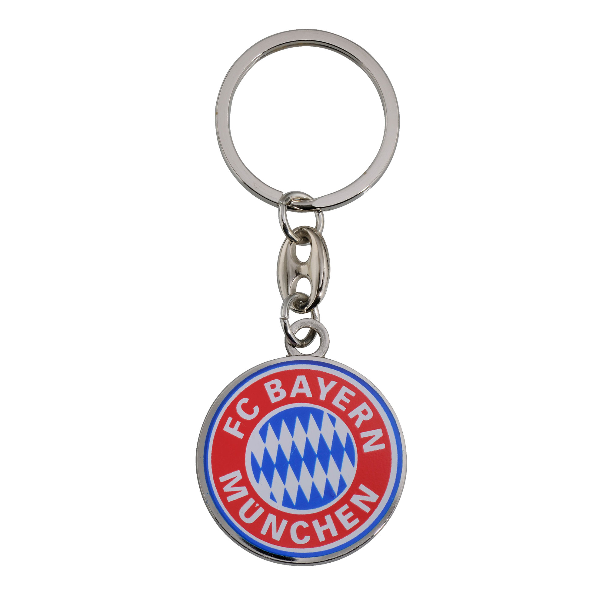 Bayern Munich Logo Keyring - OS