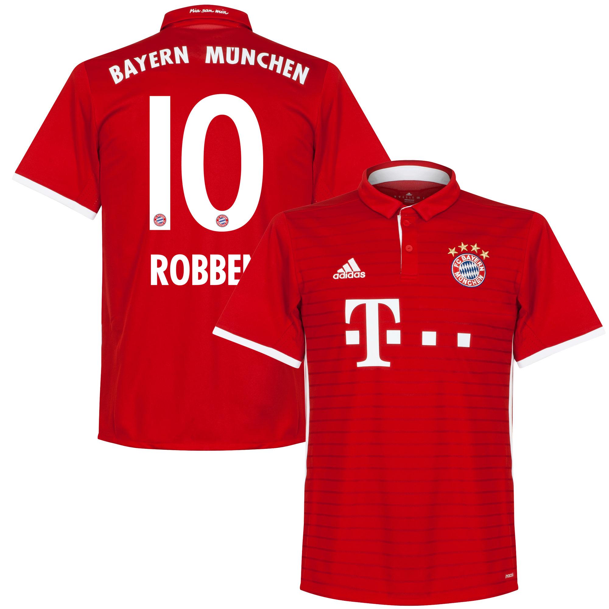 Bayern Munich Home Robben Jersey 2016 / 2017 - 58