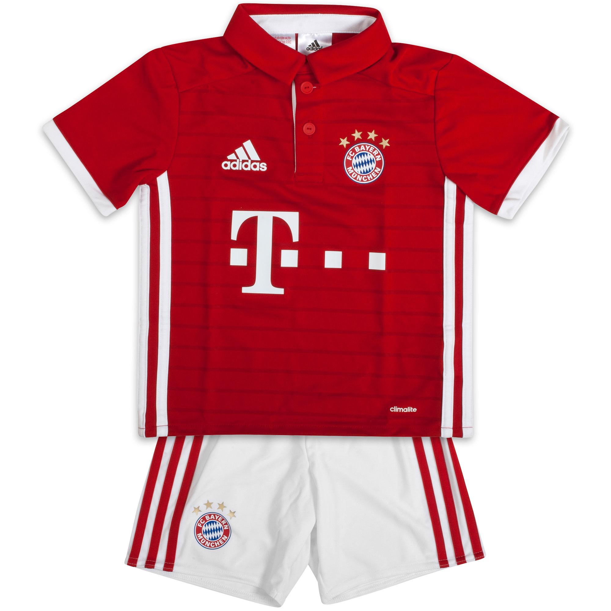 Bayern München Mini Tenue Thuis 2016-2017 Baby