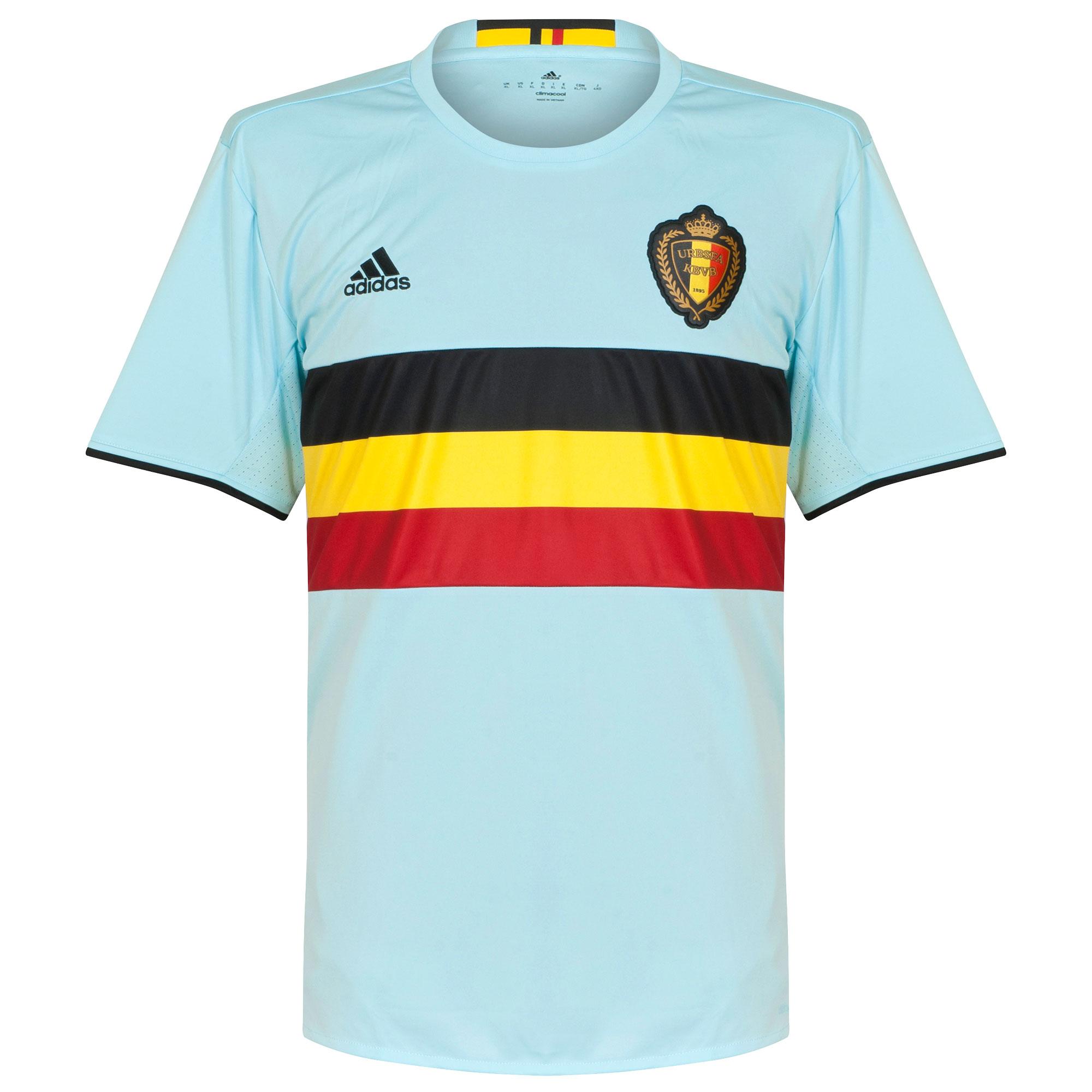 België Shirt Uit 2016-2017