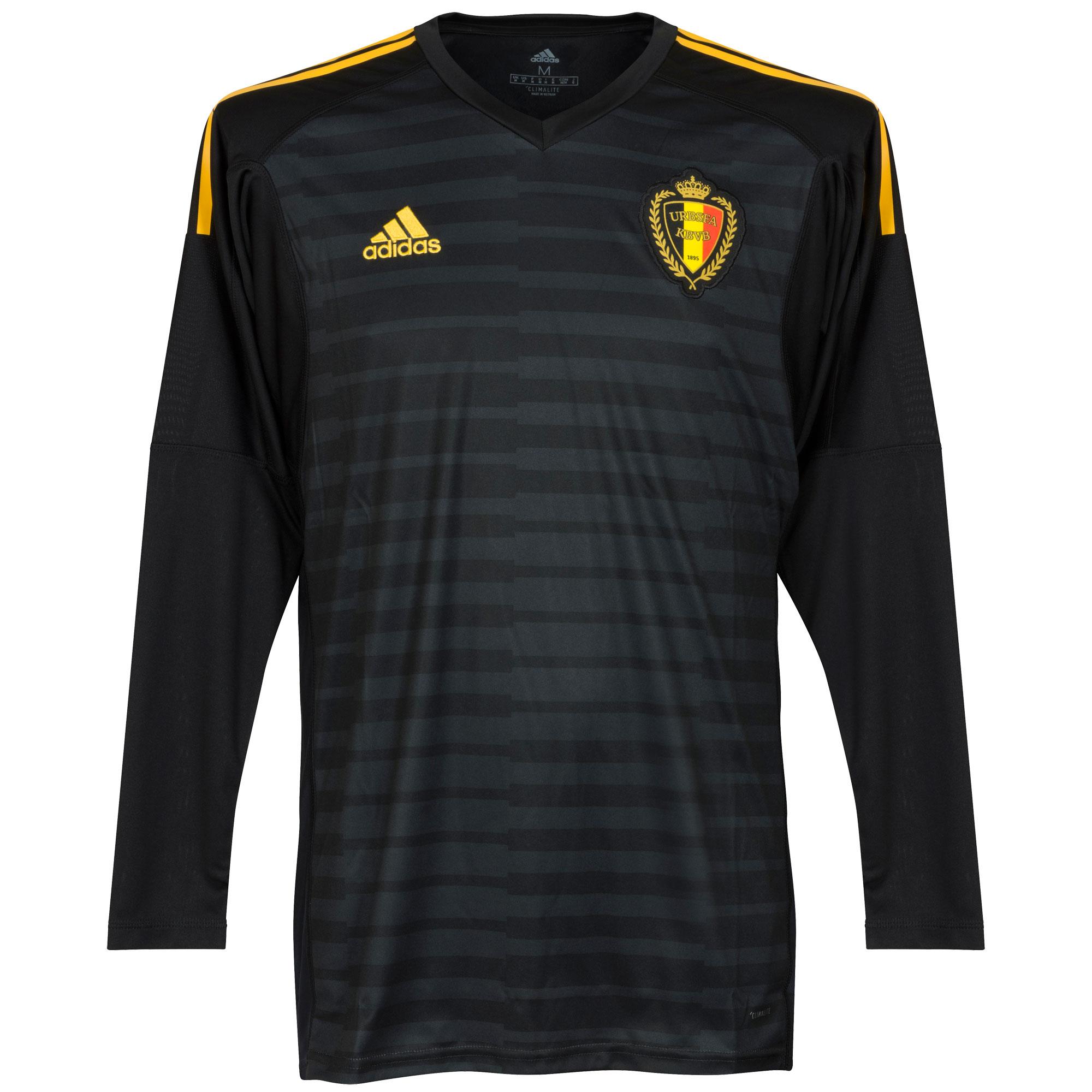 Belgium Goalkeeper shirt