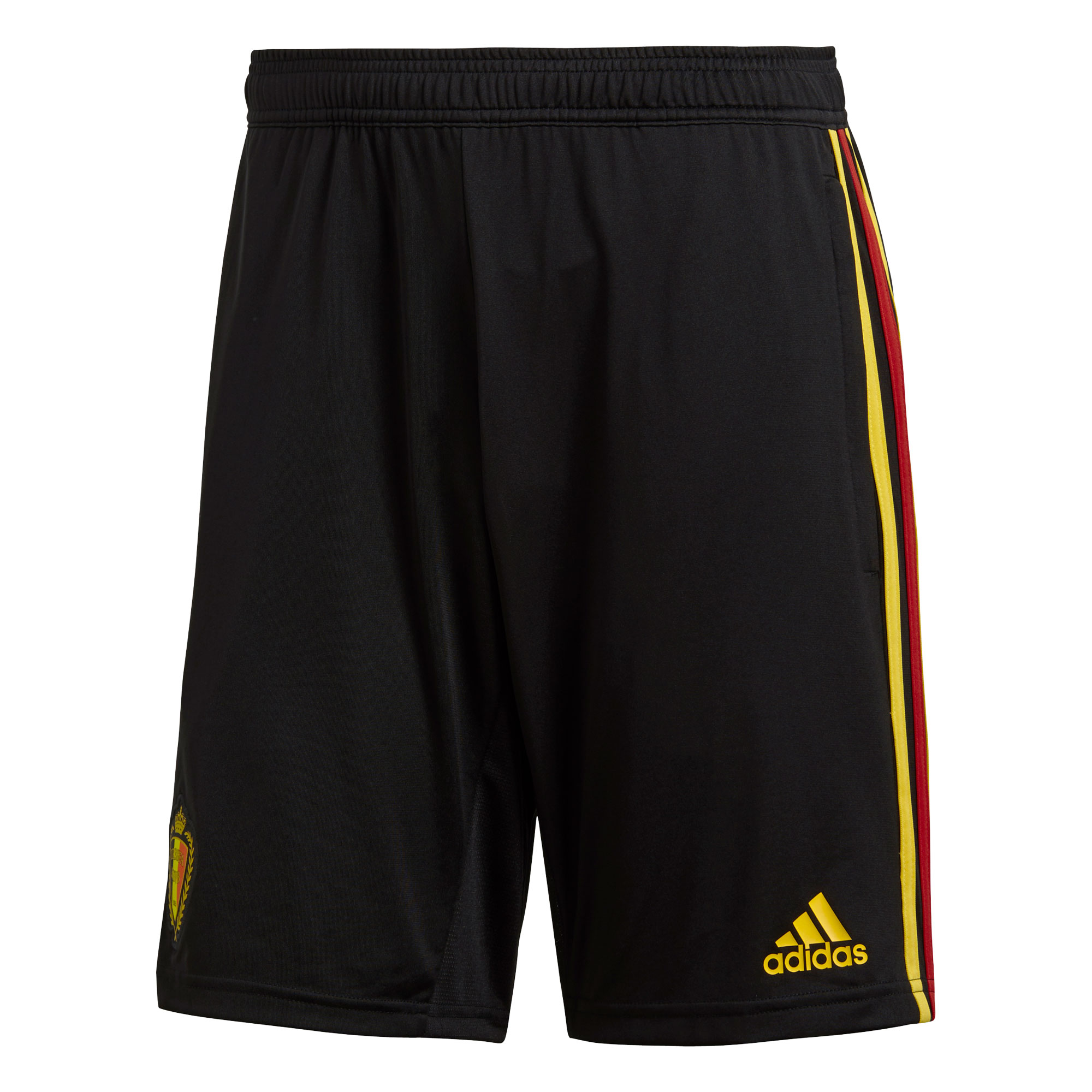 Belgium Training Shorts 2018 / 2019 - Black/Gold - 54