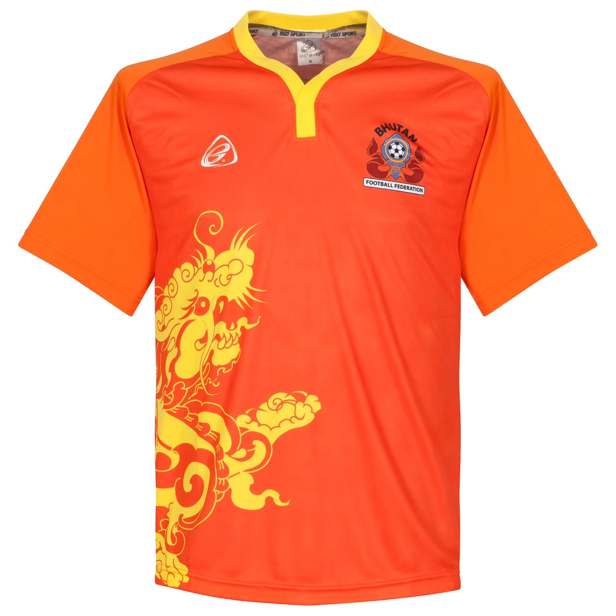 Bhutan Home shirt