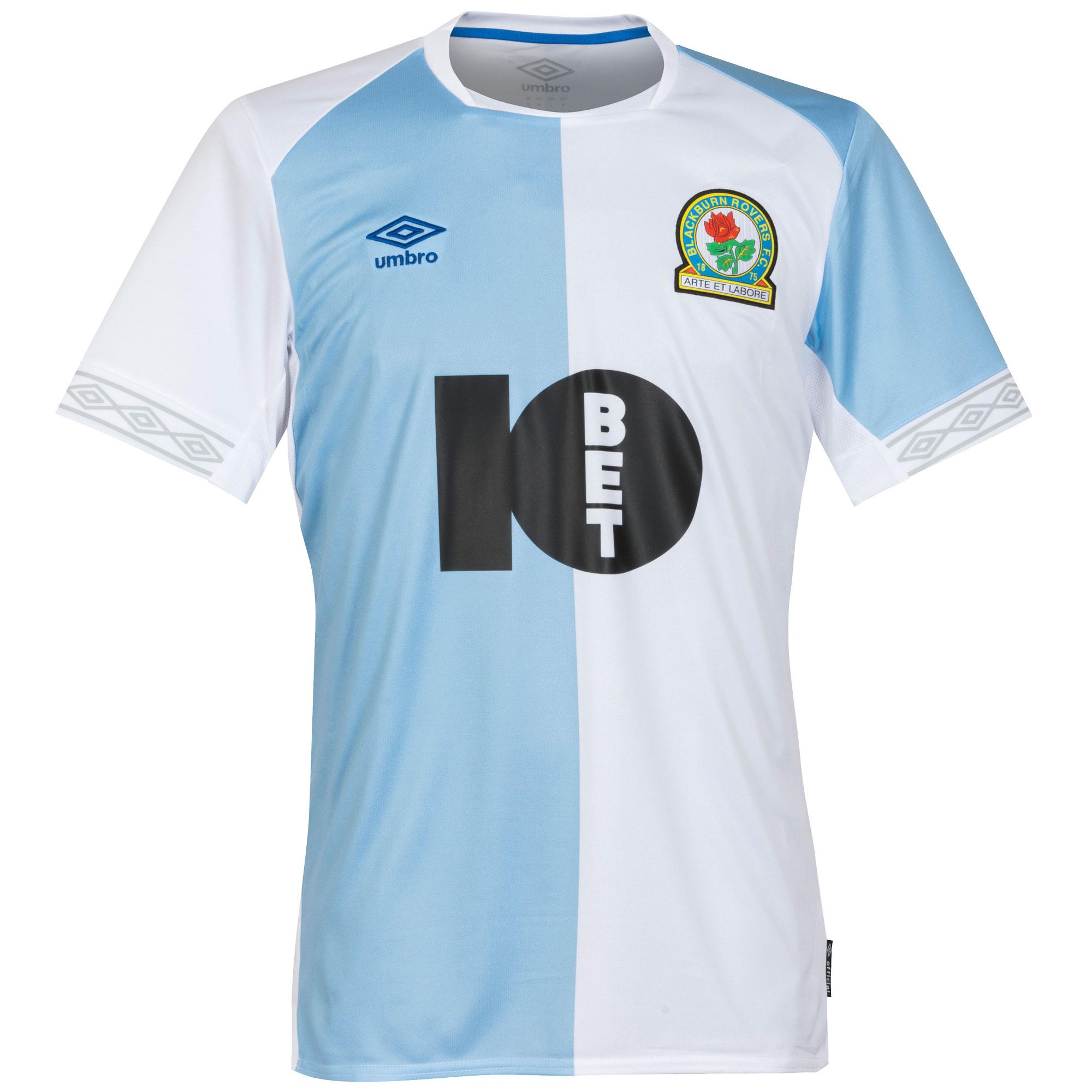 Blackburn Rovers Home Shirt