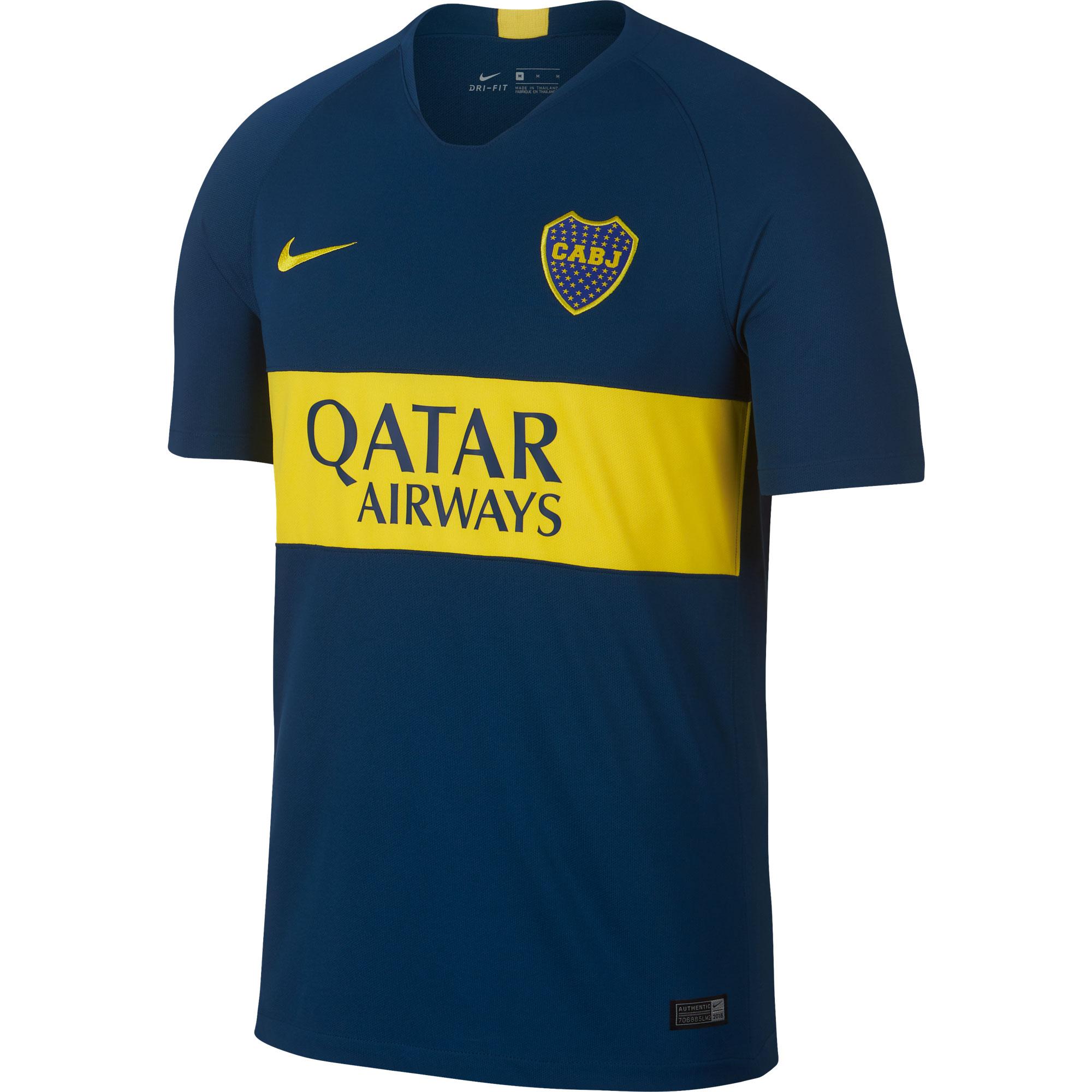 Boca Juniors Home Shirt 2018 2019