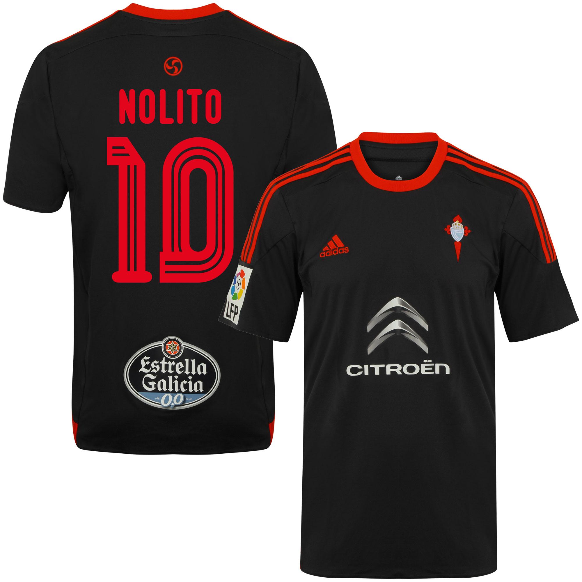 Celta Vigo Away Molito Jersey 2015 / 2016 (Fan Style Printing) - 58