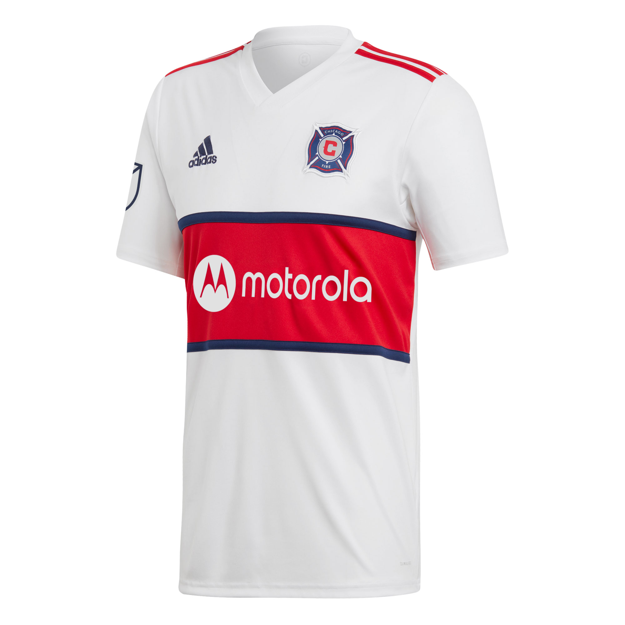 adidas Chicago Fire Away Shirt 2019 - 62