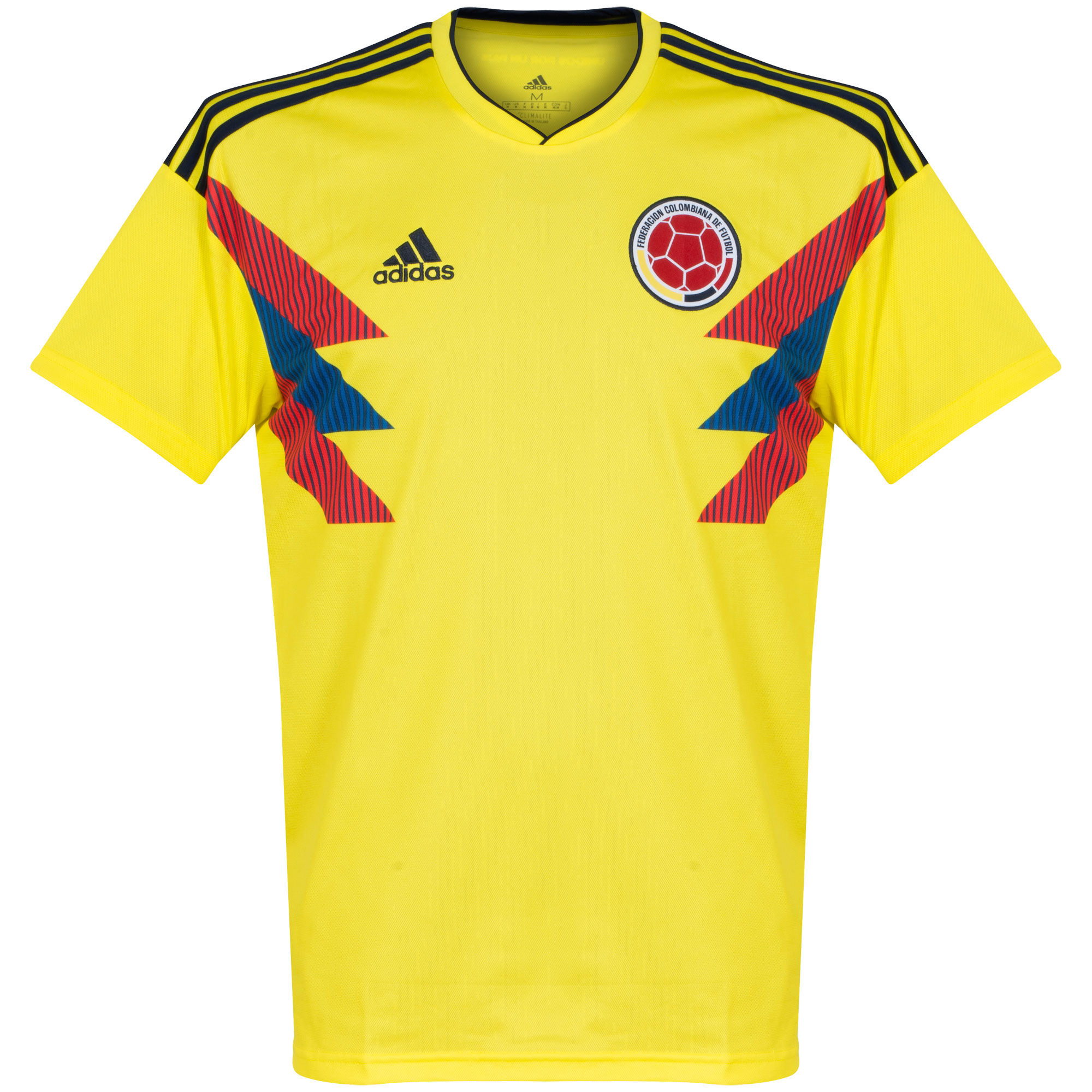 Colombia Home KIDS Jersey 2018 / 2019 - 140