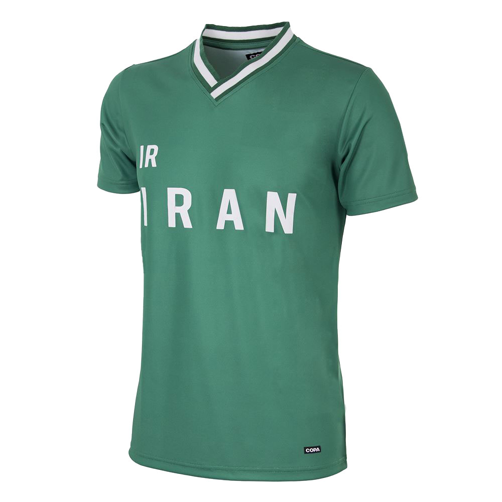 Iran Retro  Camiseta