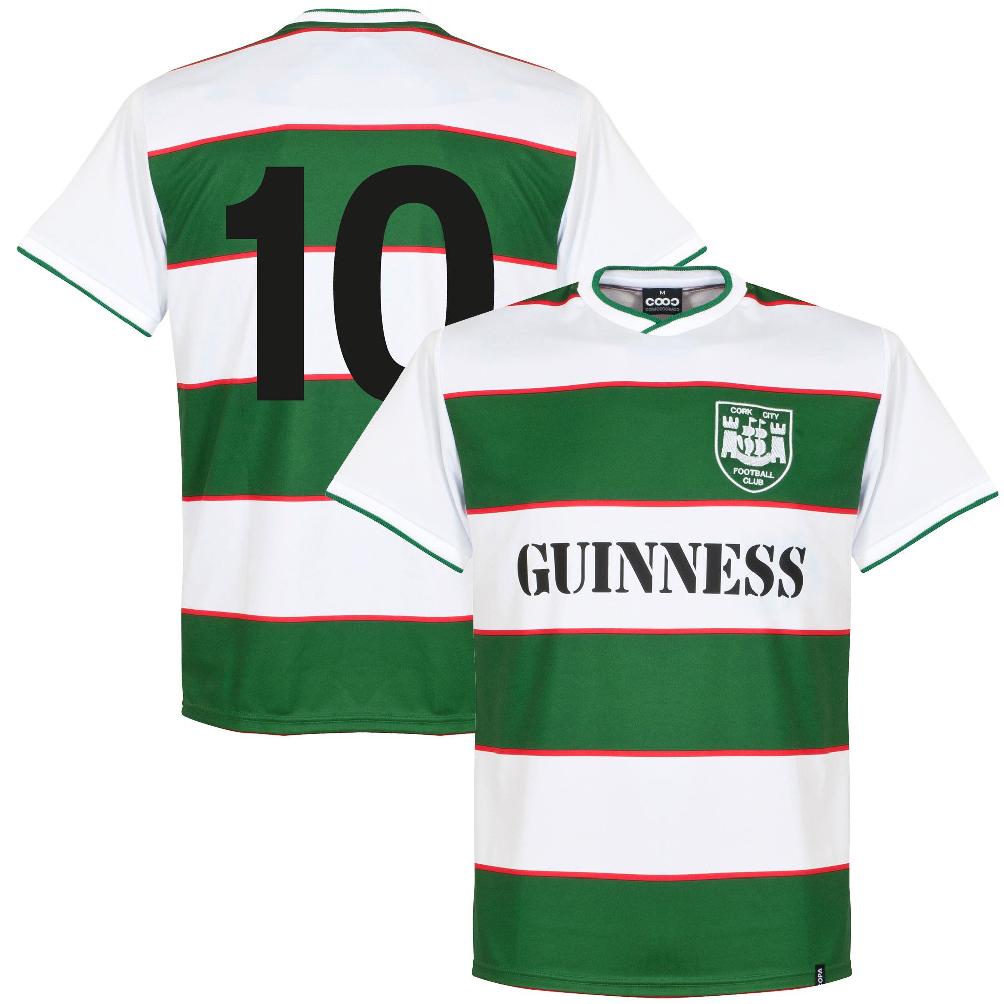 Cork City Mens SS Home Shirt 1984/85 Image